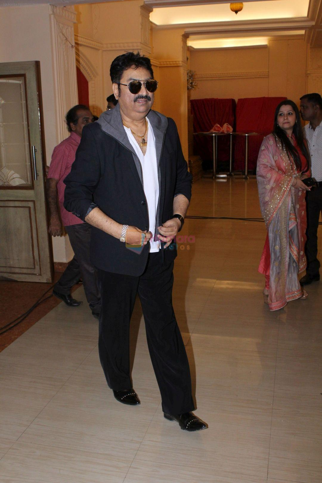 Kumar Sanu at the launch of New Album Tum Bin on 22nd Dec 2017