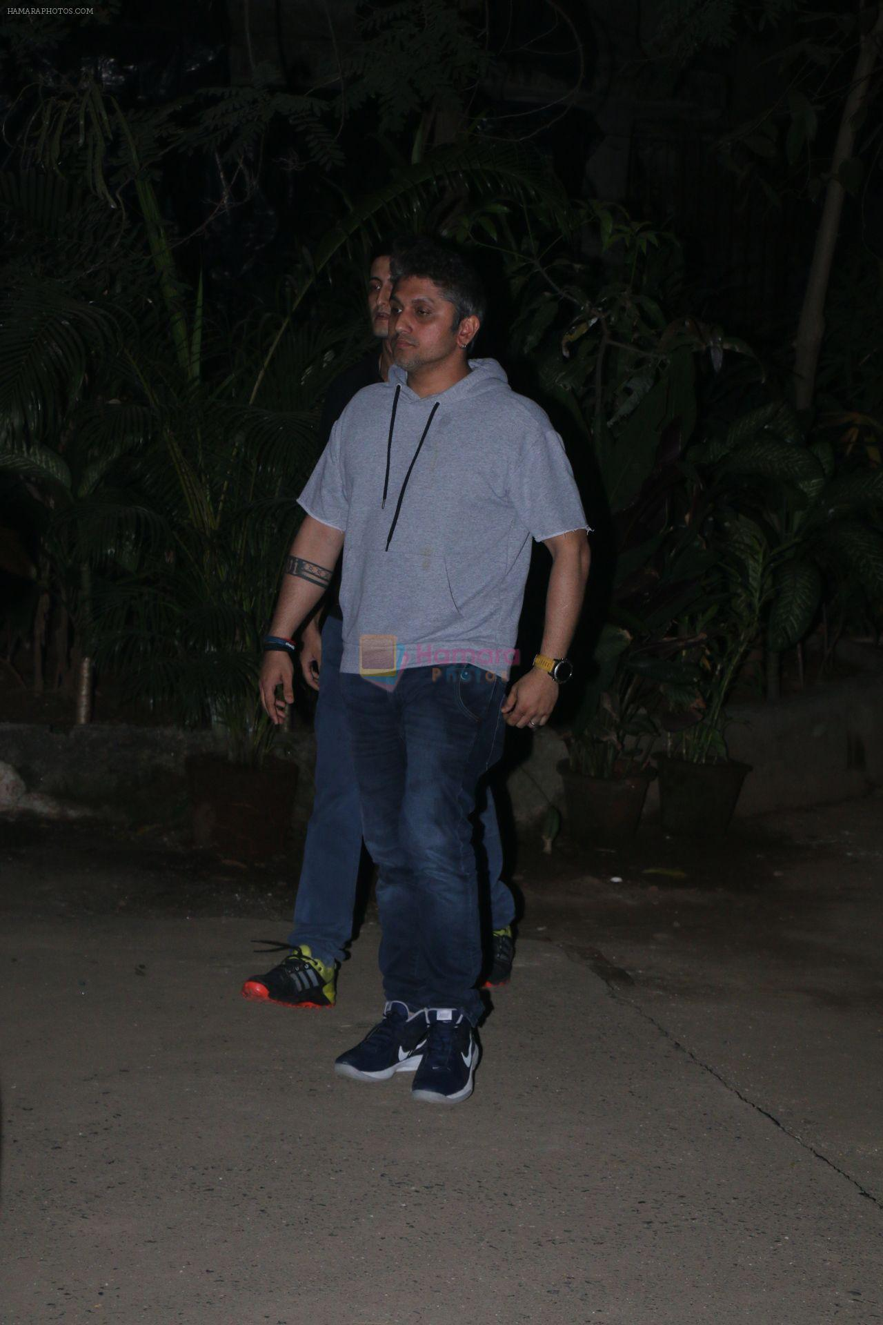Mohit Suri Spotted At Bandra on 28th Dec 2017