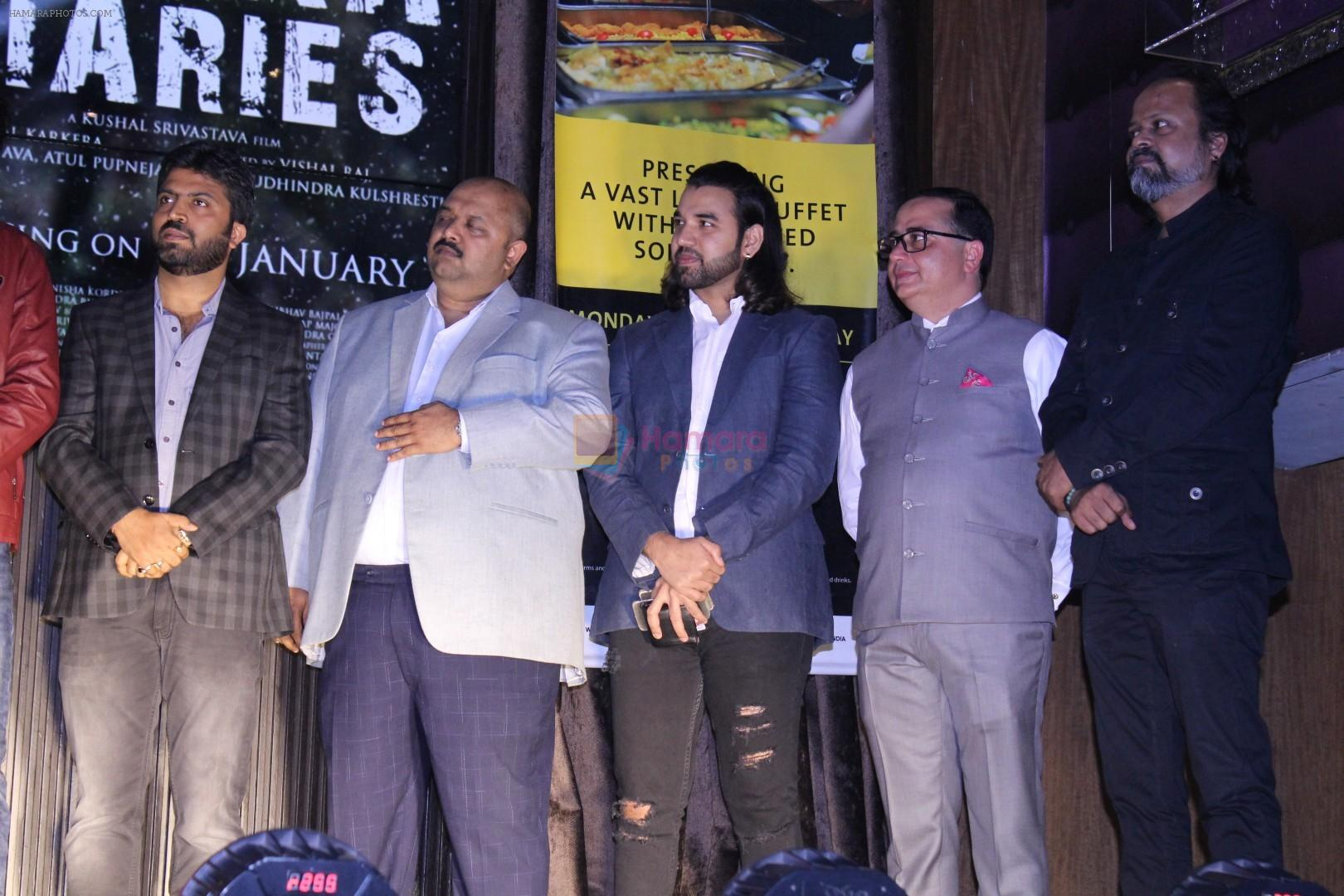 Kushal Srivastava at the Launch Of Song Sakhi Ri From Film Vodka Diaries on 9th Jan 2018