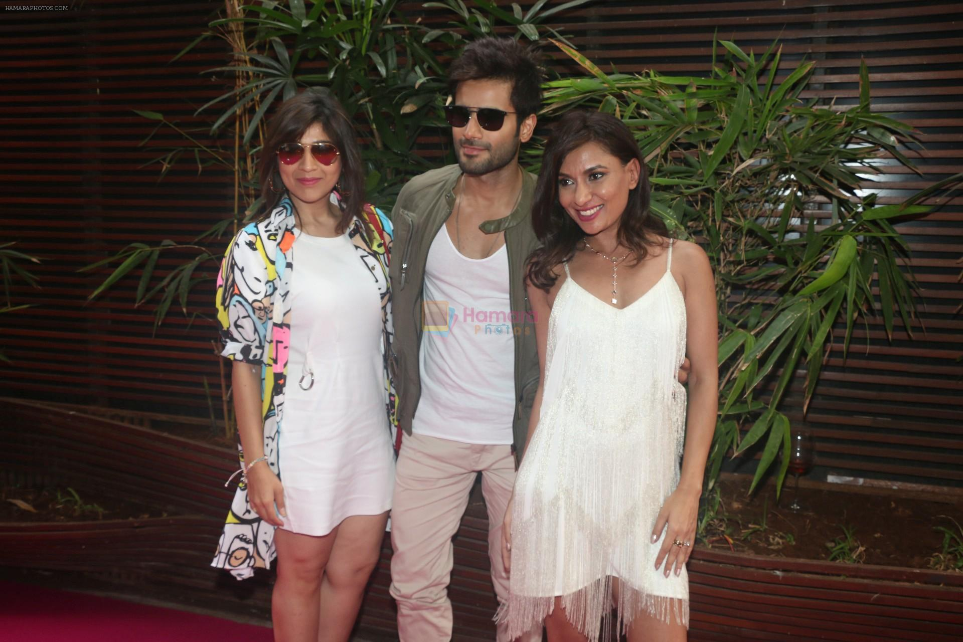 Karan Tacker at the Launch Of Missmalini's First Ever Book To The Moon on 14th JAn 2018
