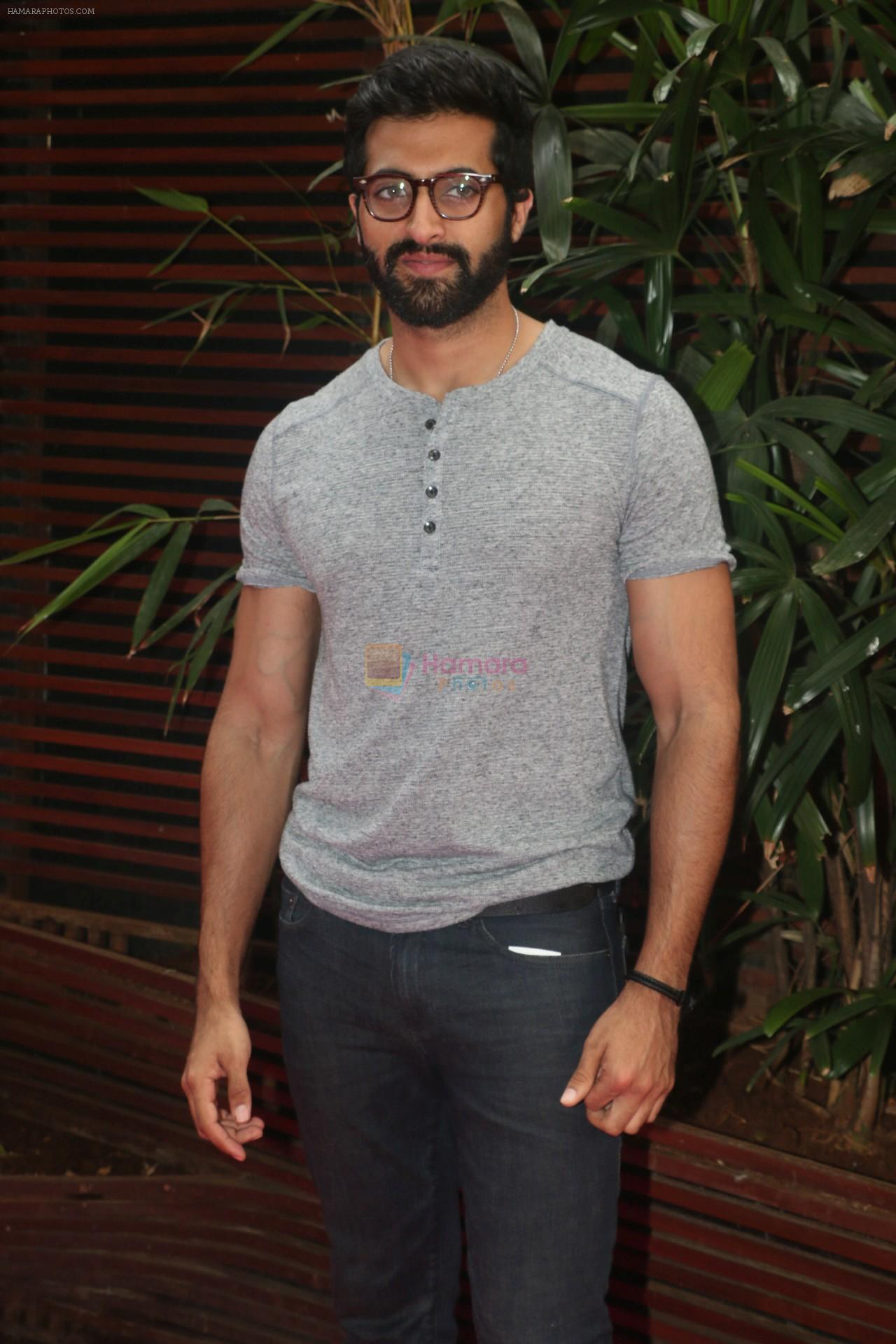 Akshay Oberoi at the Launch Of Missmalini's First Ever Book To The Moon on 14th JAn 2018