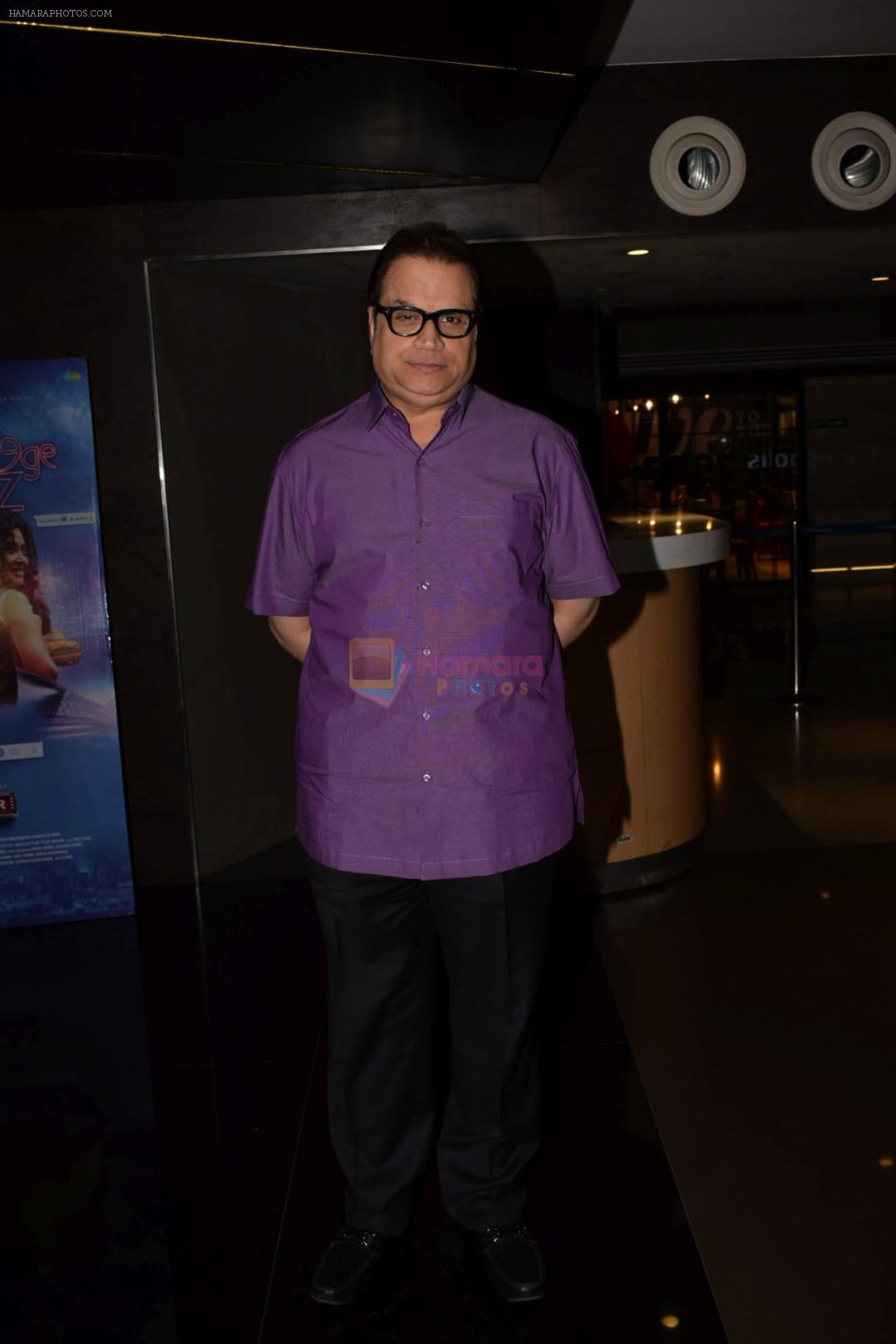 Ramesh Taurani at the Special Screening Of Movie Kuchh Bheege Alfaaz on 30th Jan 2018