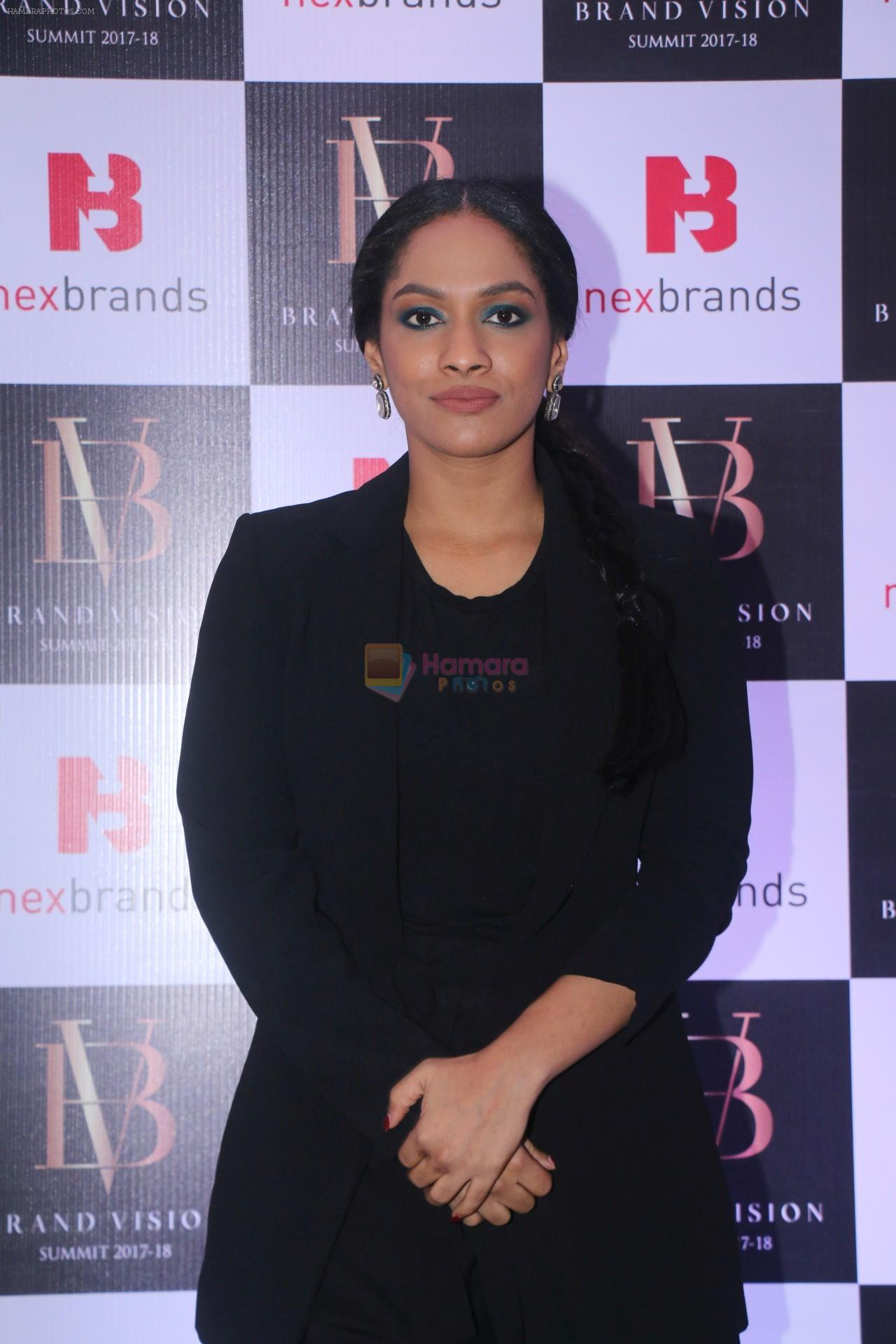 Masaba at the Brand Vision Summit in ITC Grand Maratha on 30th Jan 2018