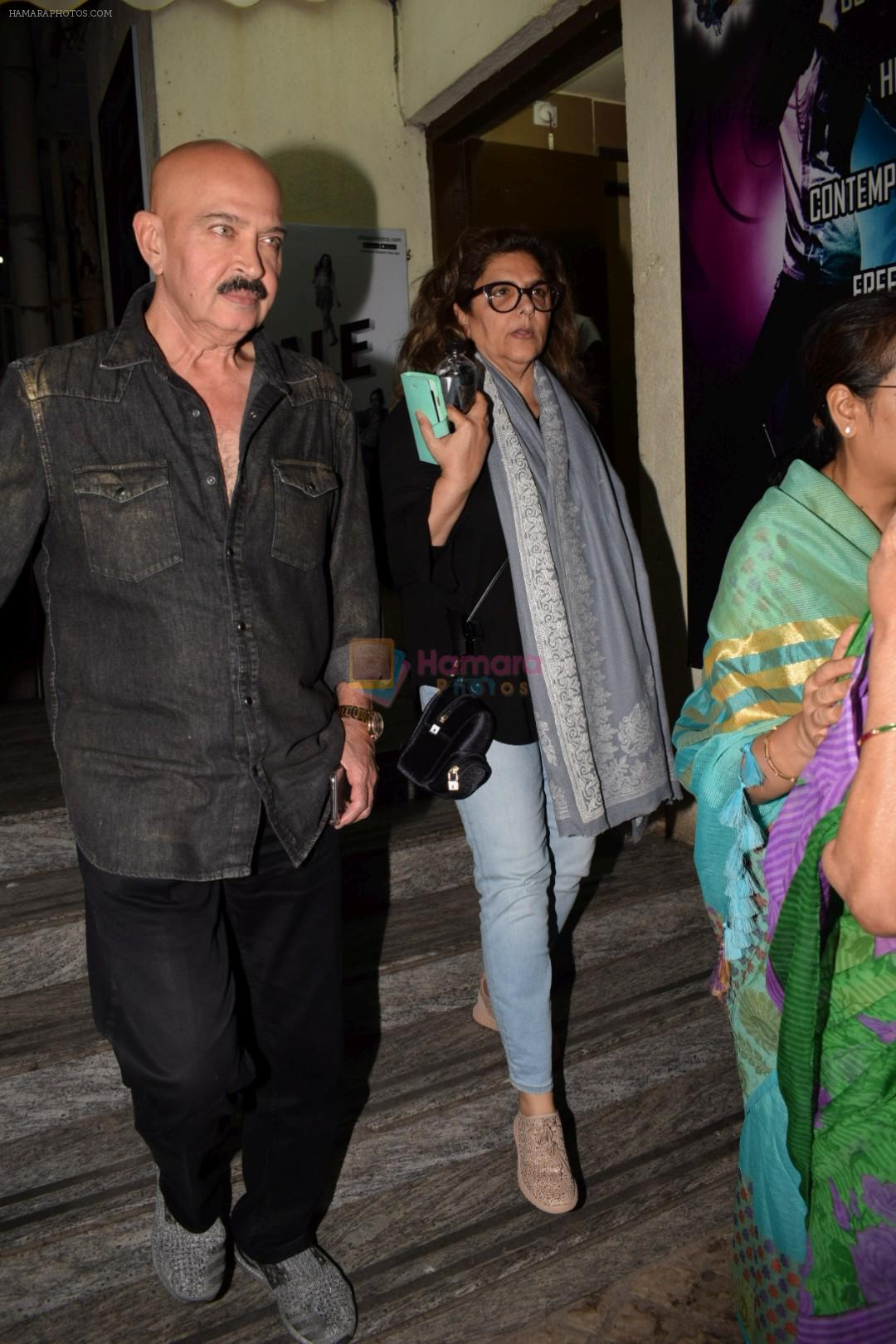 Rakesh Roshan Spotted At PVR on 2nd Feb 2018