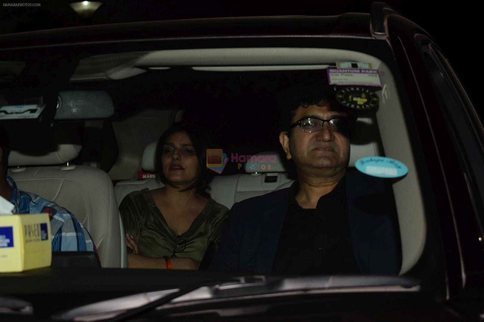 Parsoon Joshi at the Special Screening Of Movie Padman on 5th Feb 2018