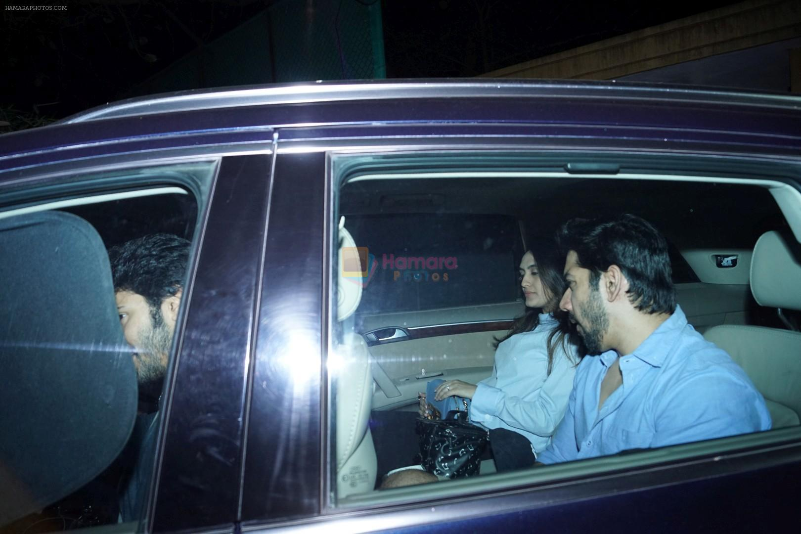 Rohit Dhawan at the Special Screening Of Film Padman At Yash Raj on 8th Feb 2018