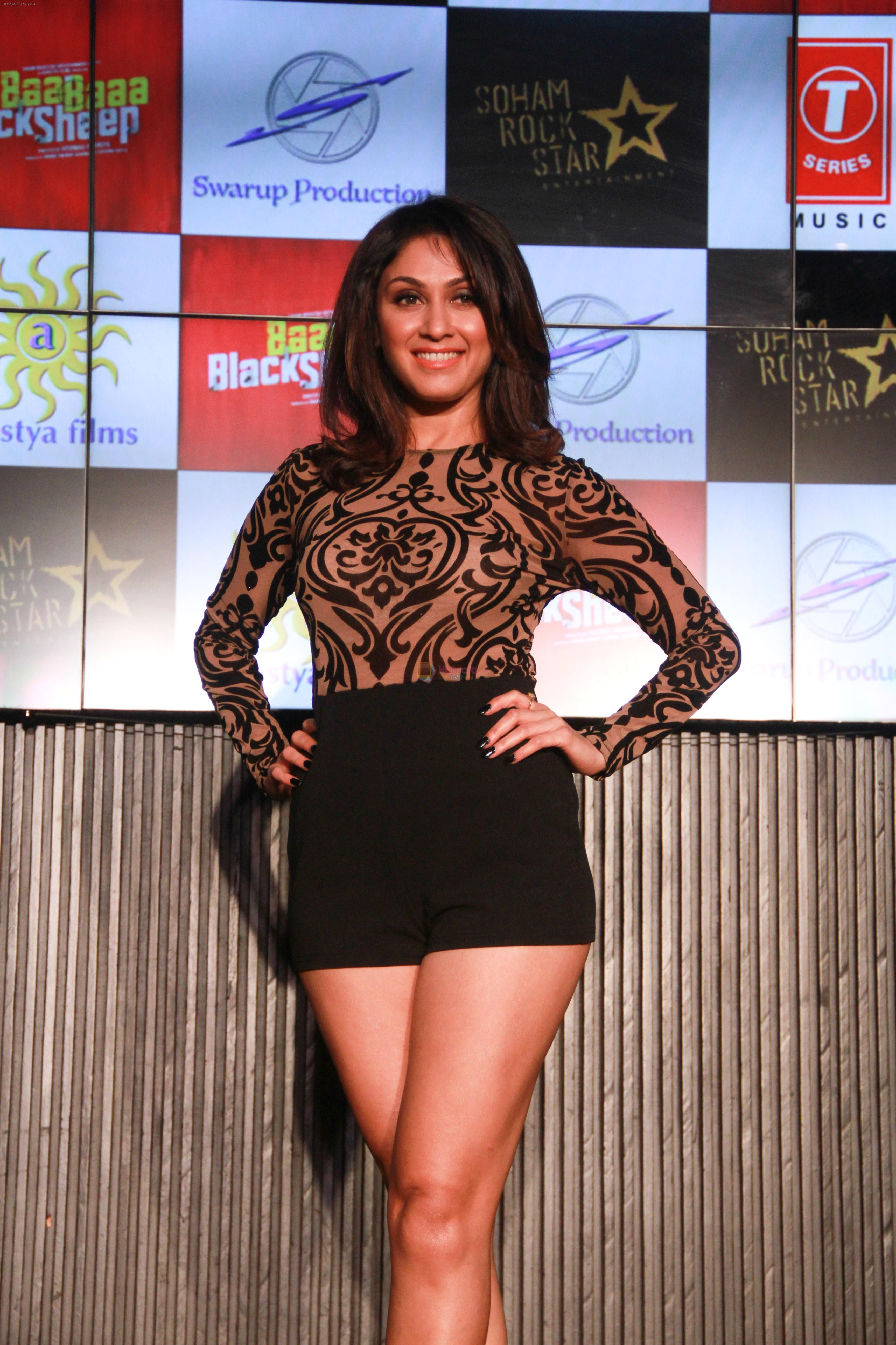 Manjari Phadnis at the Song Launch Of Baa Baaa Black Sheep on 1st March 2018