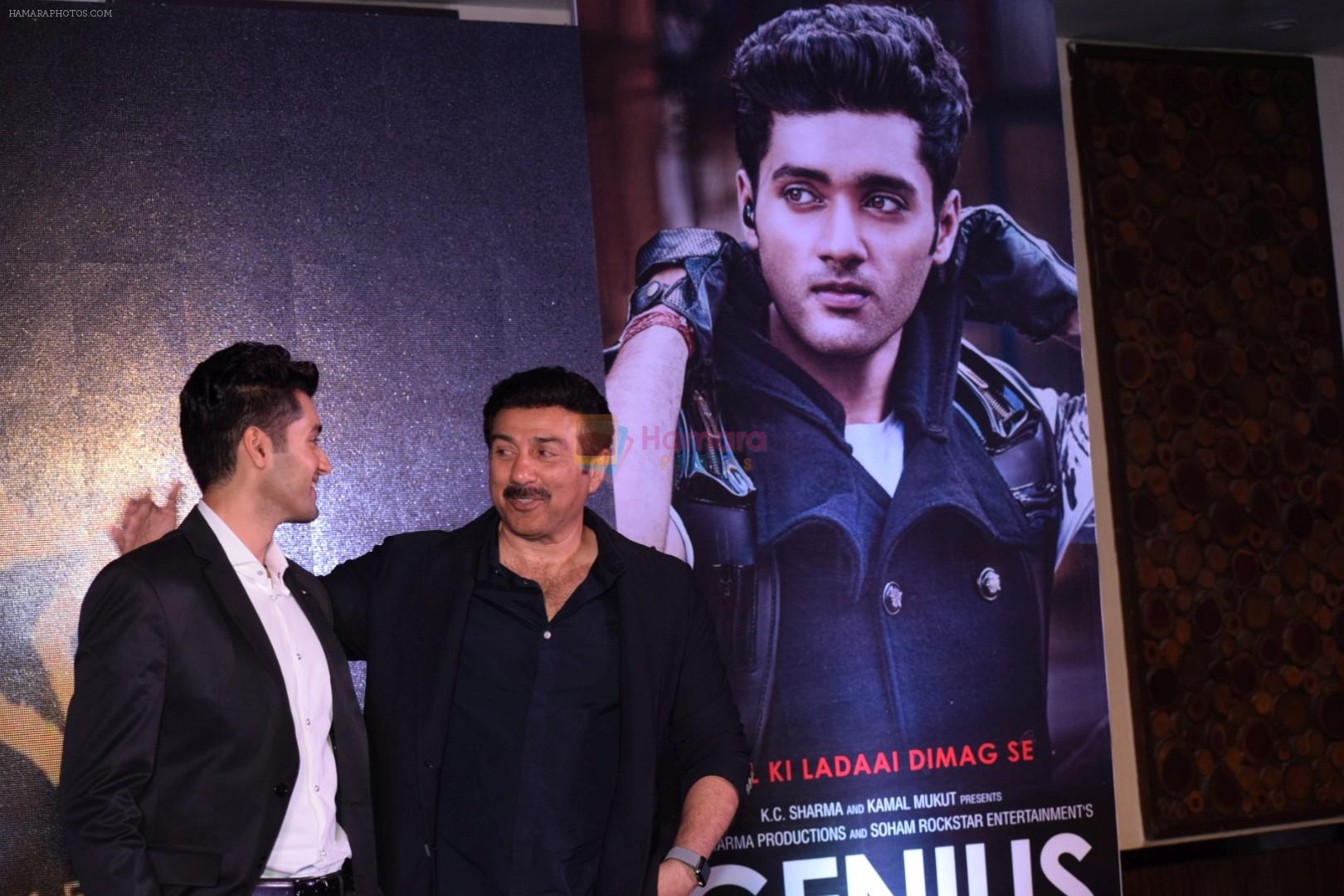 Sunny Deol at Successful Post Shoot Wrap Up Party On Anil Shrma Birthday on 7th March 2018