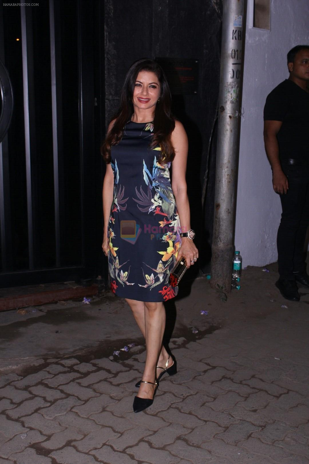 Bhagyashree at the Launch of B lounge in juhu on 8th March 2018