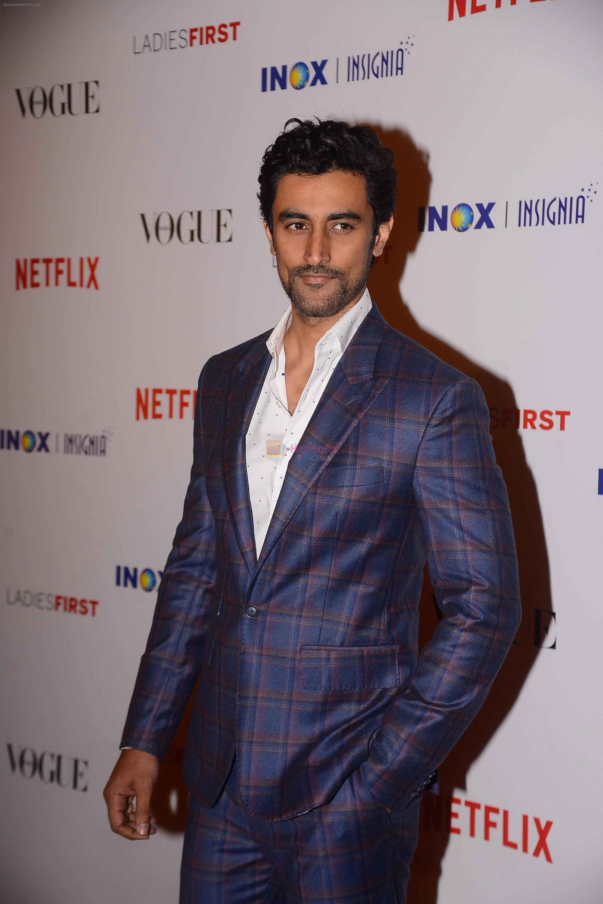 Kunal Kapoor at the Premier of _Ladies First_- The First ...