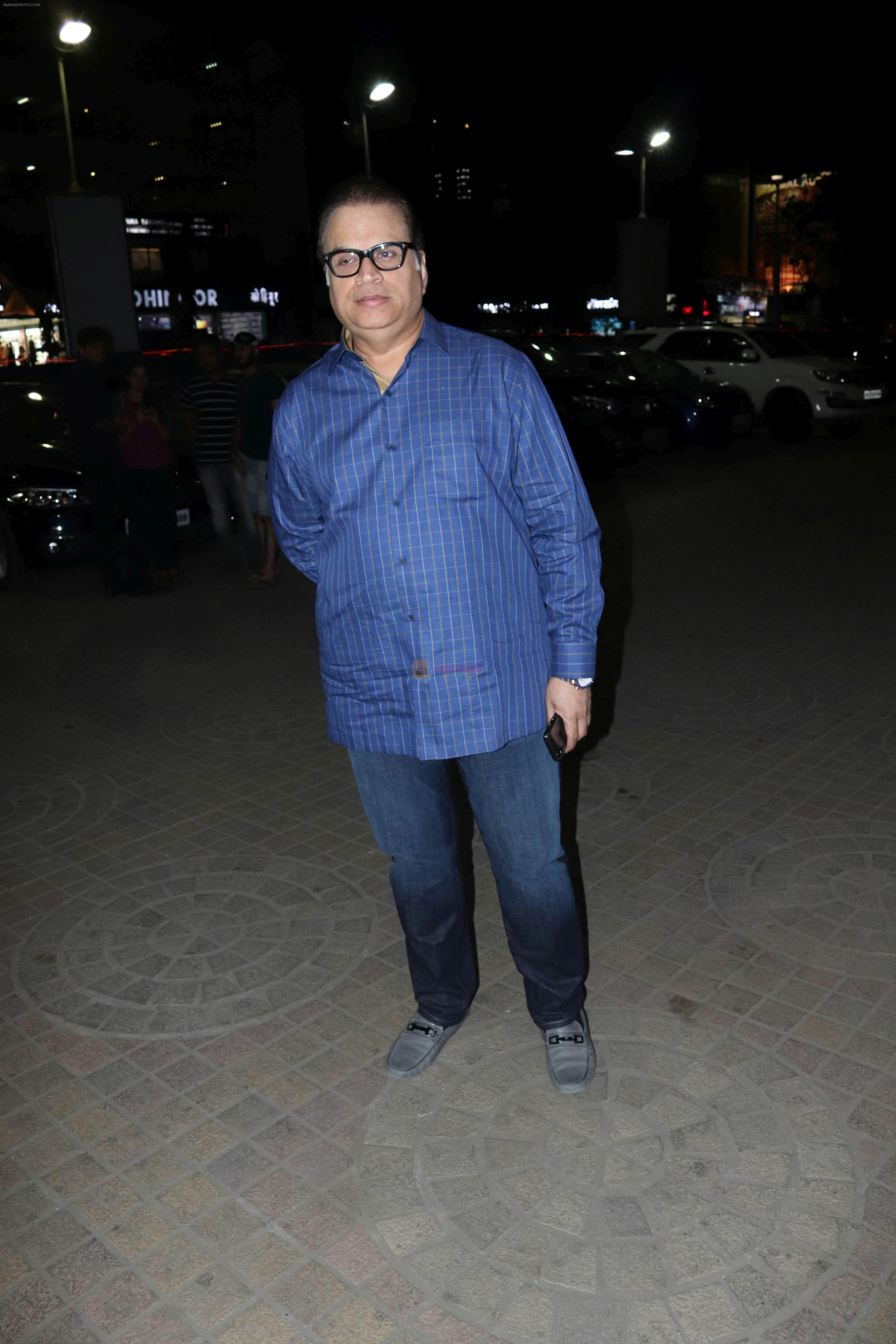 Ramesh Taurani at the Special Screening Of Film Dil Junglee Hosted By Saqib Saleem on 9th March 2018