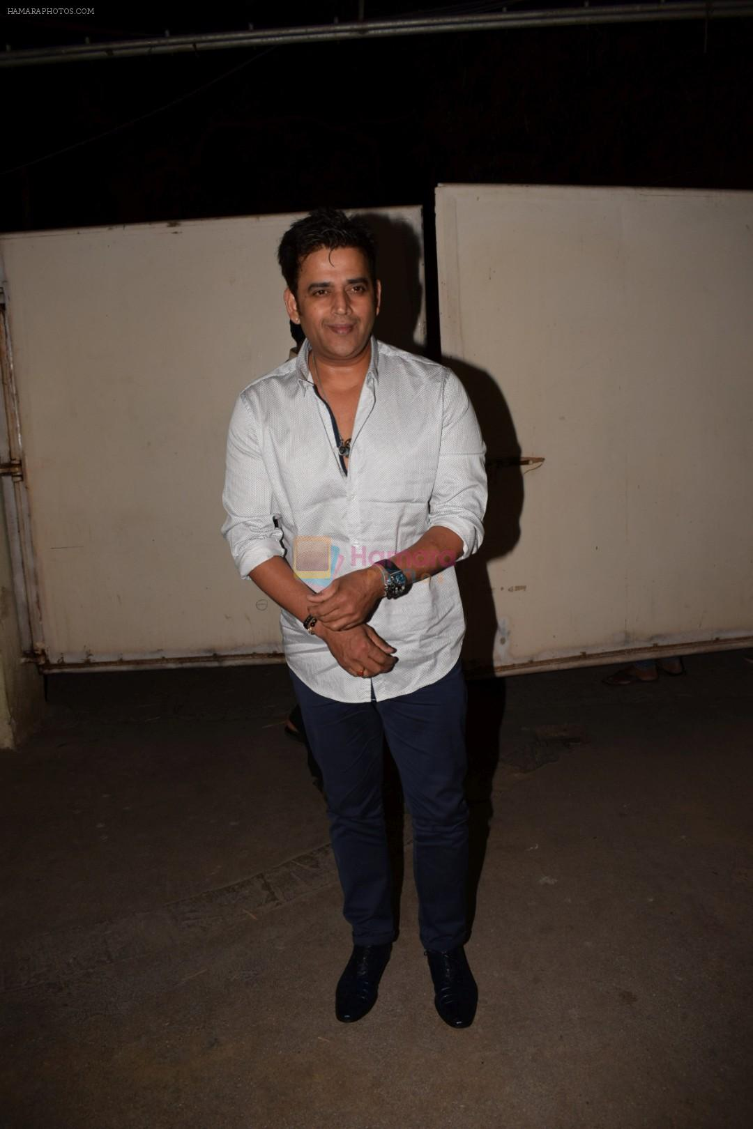 Ravi Kishan at the Screening of Alt Balaji's Kehne Ko Humsafar Hain on 13th March 2018