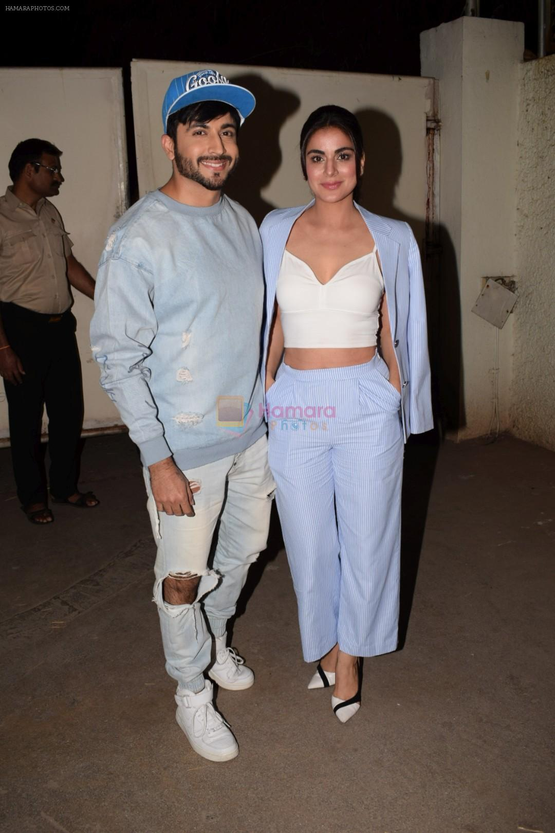 Dheeraj Dhoopar at the Screening of Alt Balaji's Kehne Ko Humsafar Hain on 13th March 2018
