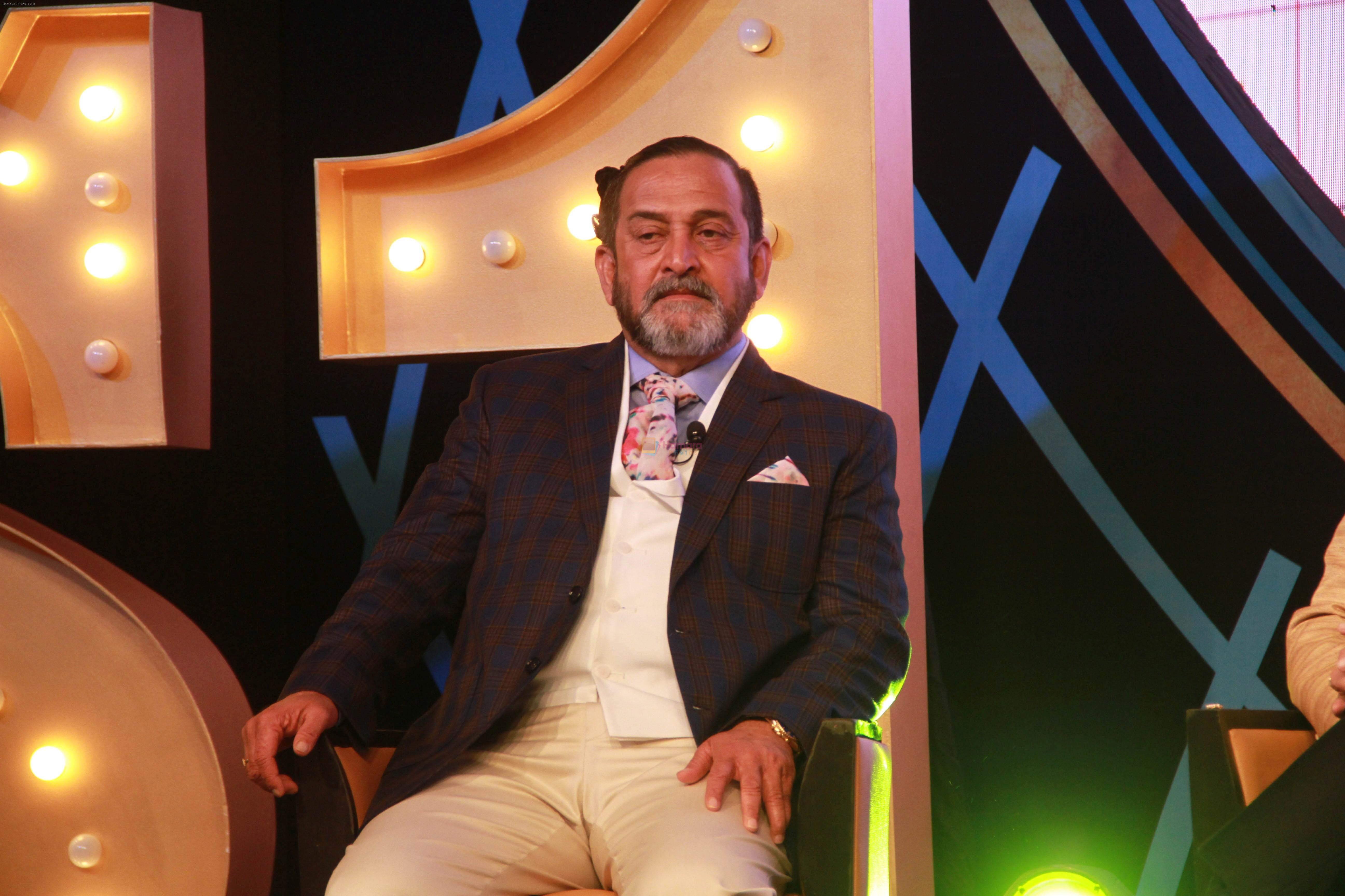 Mahesh Manjrekar at the Launch of Bigg Boss marathi at Trident bkc in mumbai on 6th April 2018