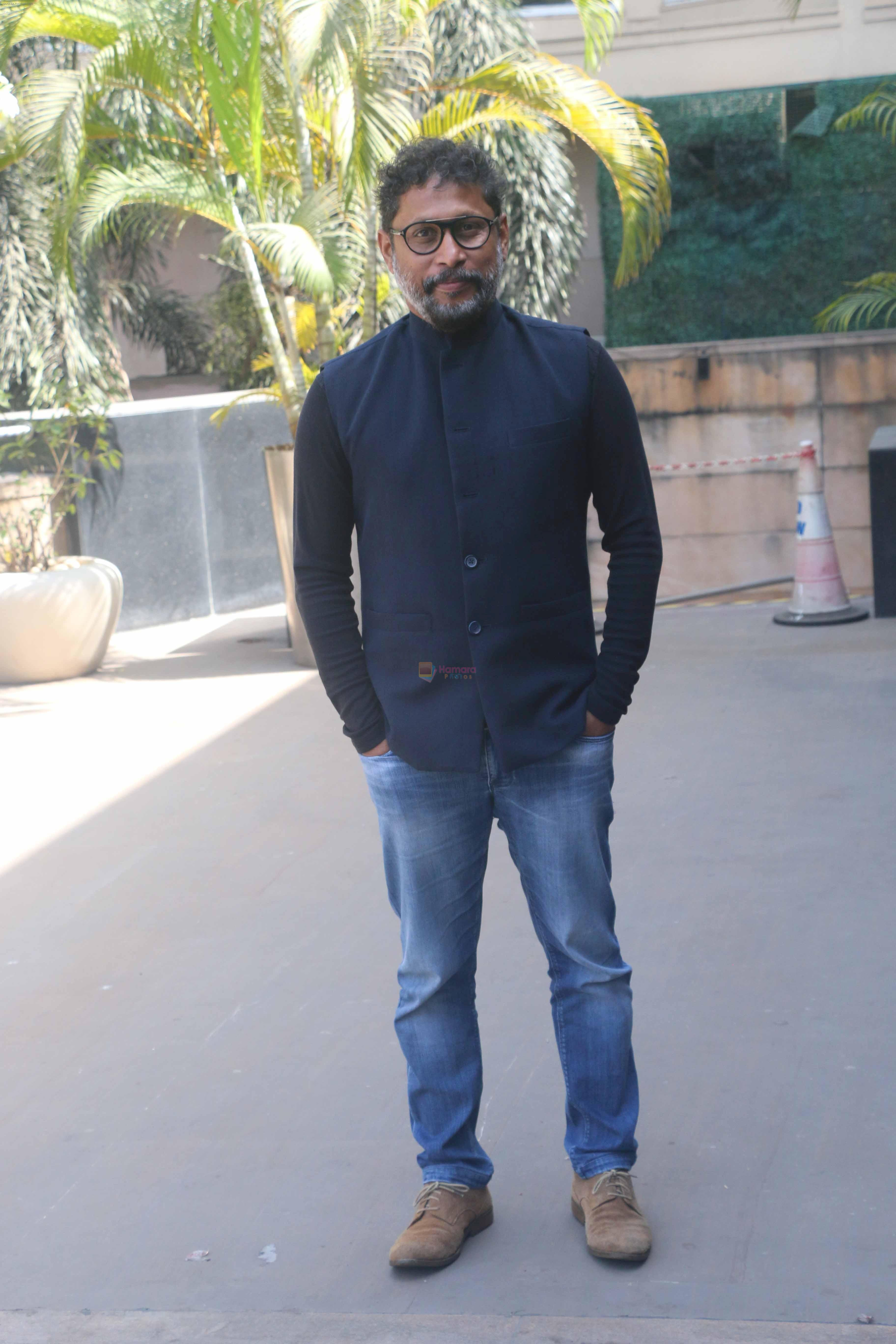 Shoojit Sircar Interaction With Media For Film October on 8th April 2018