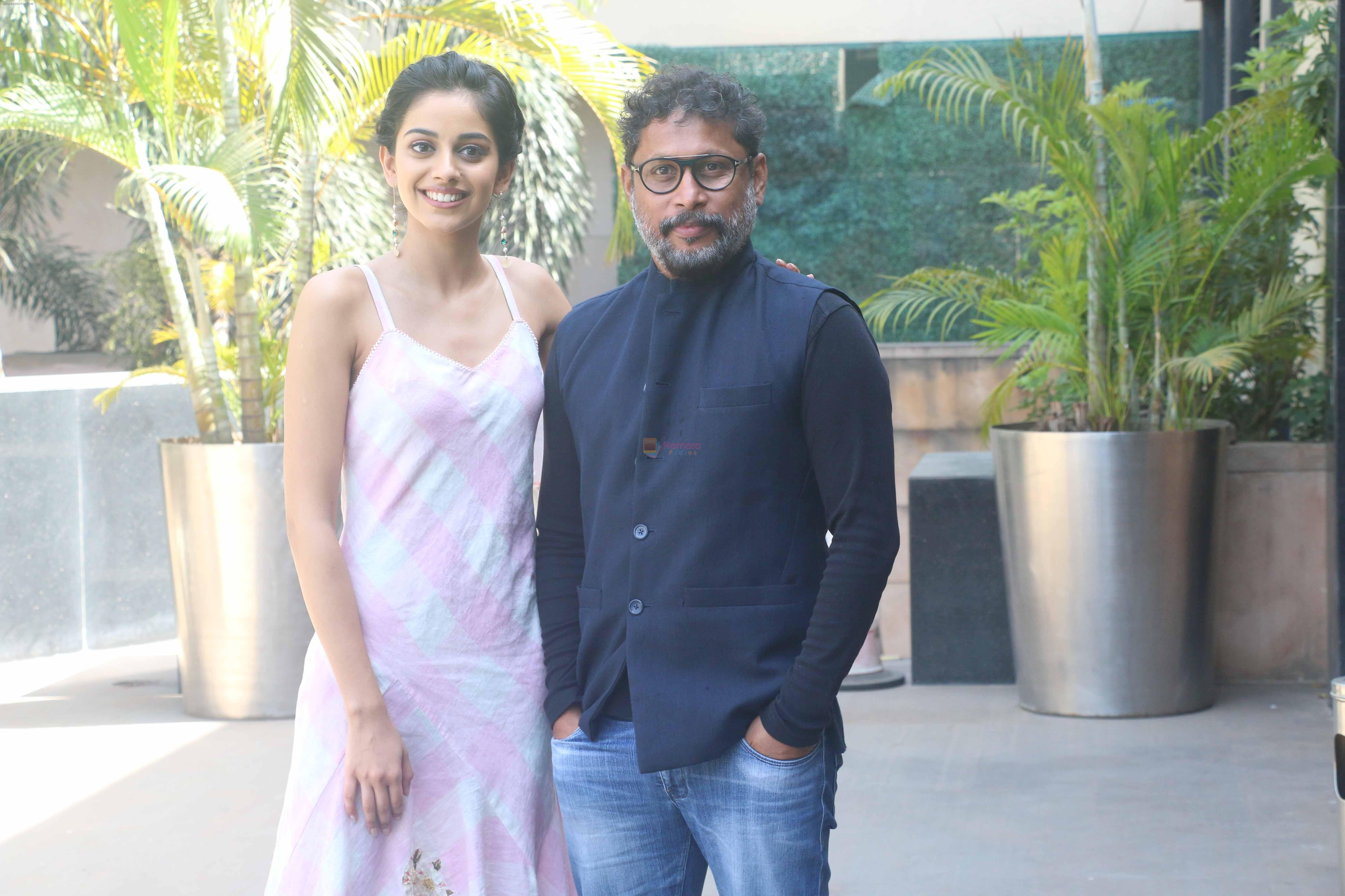 Banita Sandhu & Shoojit Sircar Interaction With Media For Film October on 8th April 2018