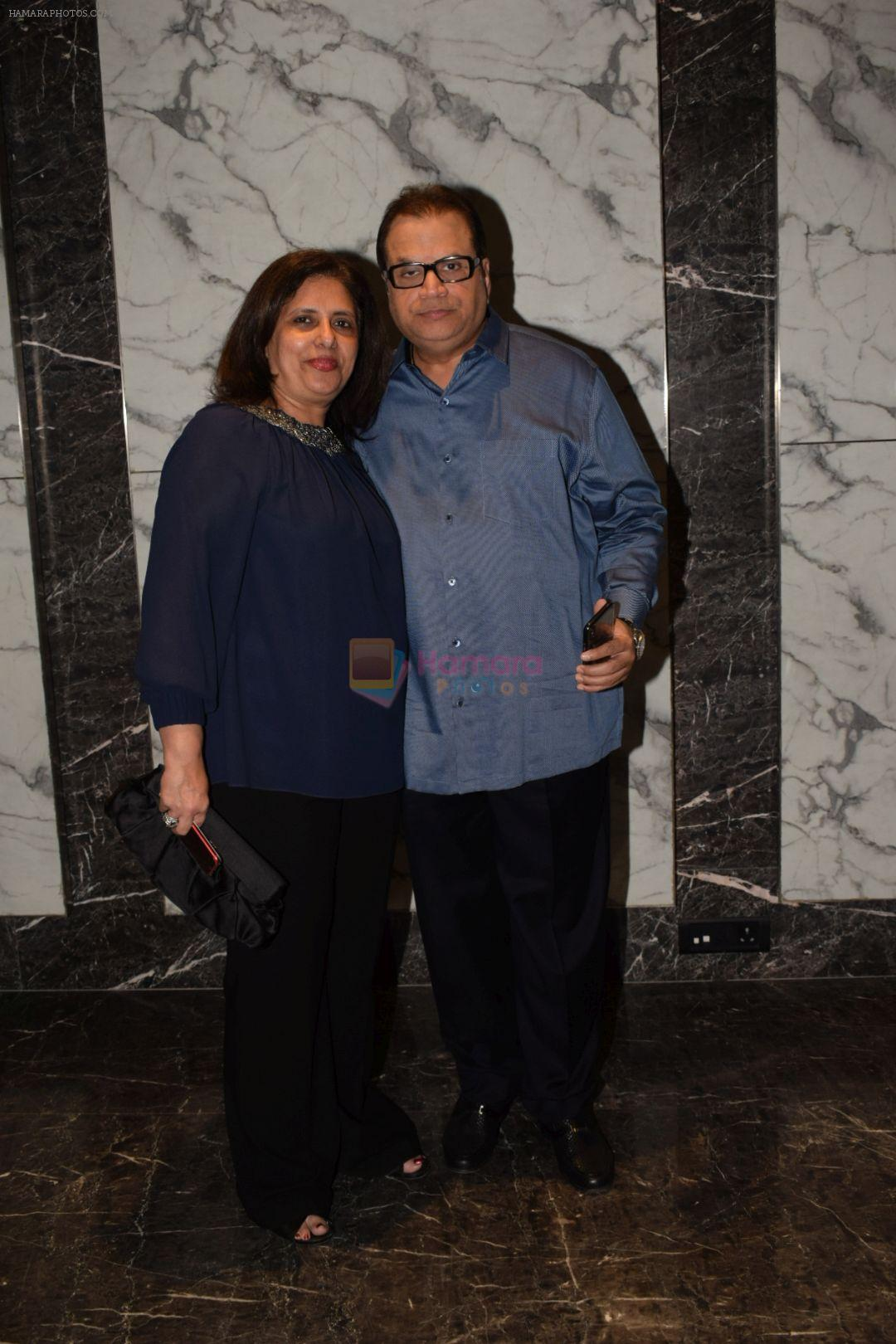 Ramesh Taurani at Poonam dhillon birthday party in juhu on 18th April 2018