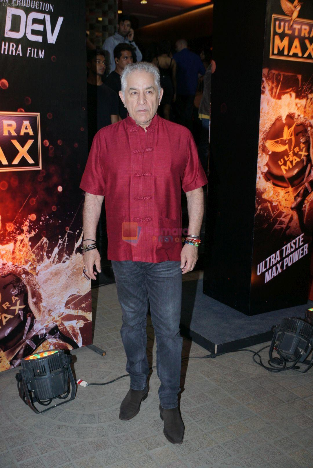 Dalip Tahil at the Premiere of film Daasdev at pvr ecx in andheri , mumbai on 25th April 2018