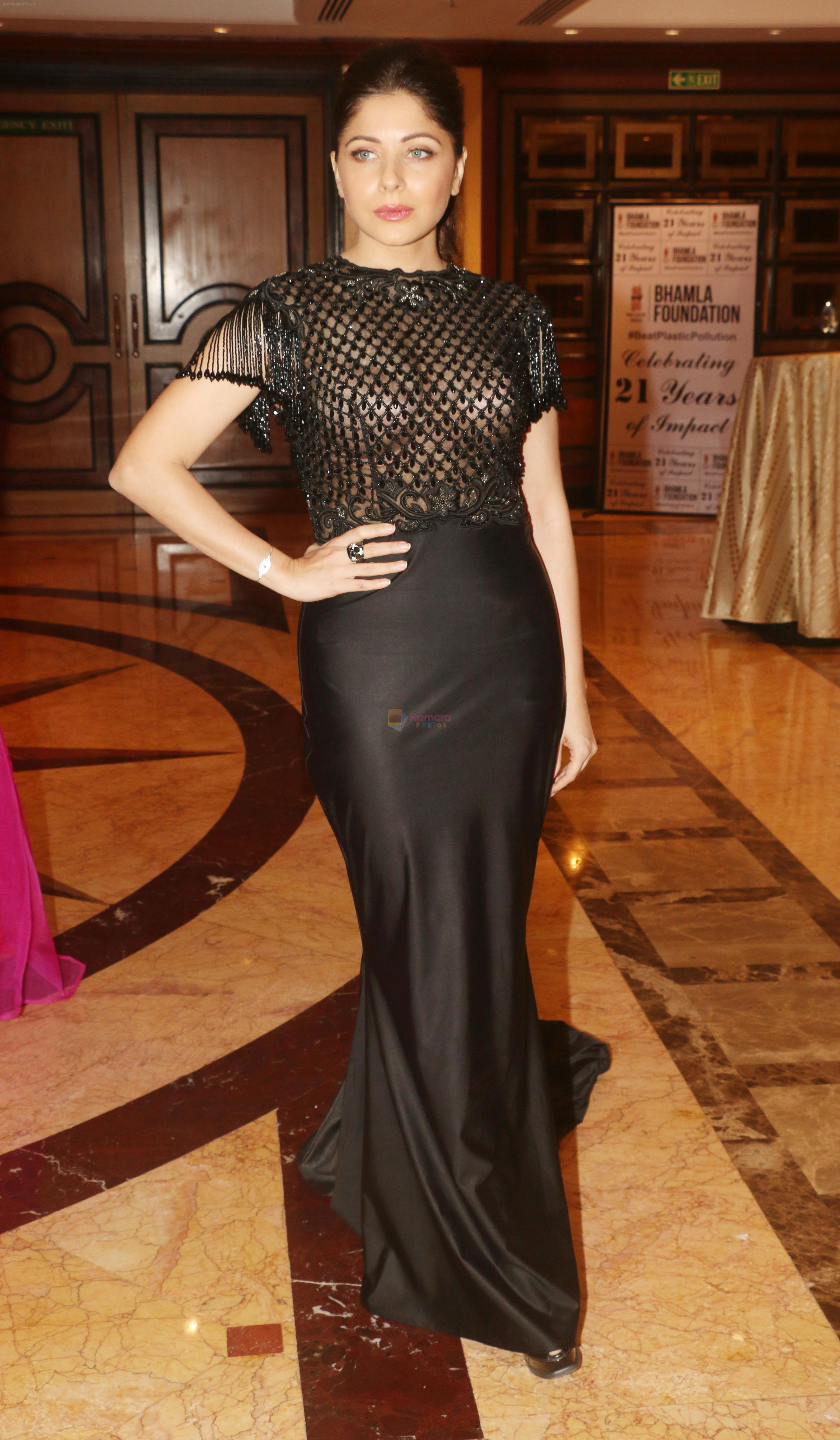 Kanika Kapoor At The Launch Of Beat Plastic Pollution ...