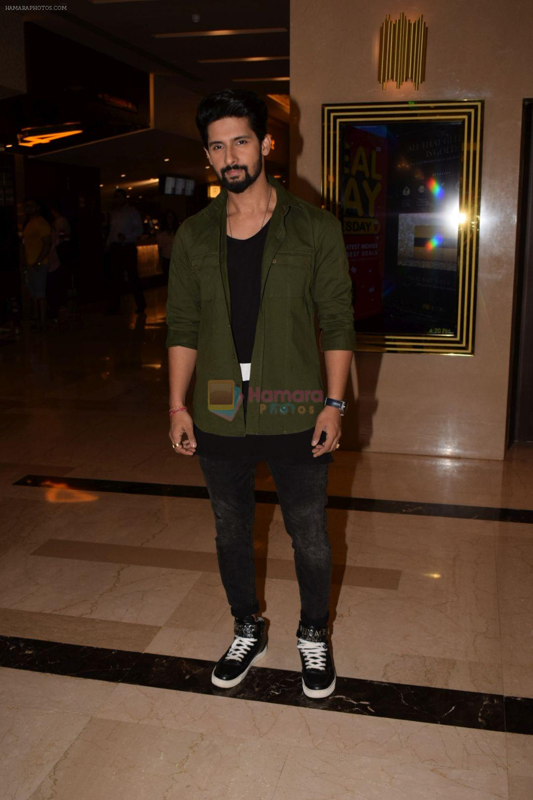 Ravi Dubey at the Trailer  Launch of Film 3 Dev on 27th April 2018