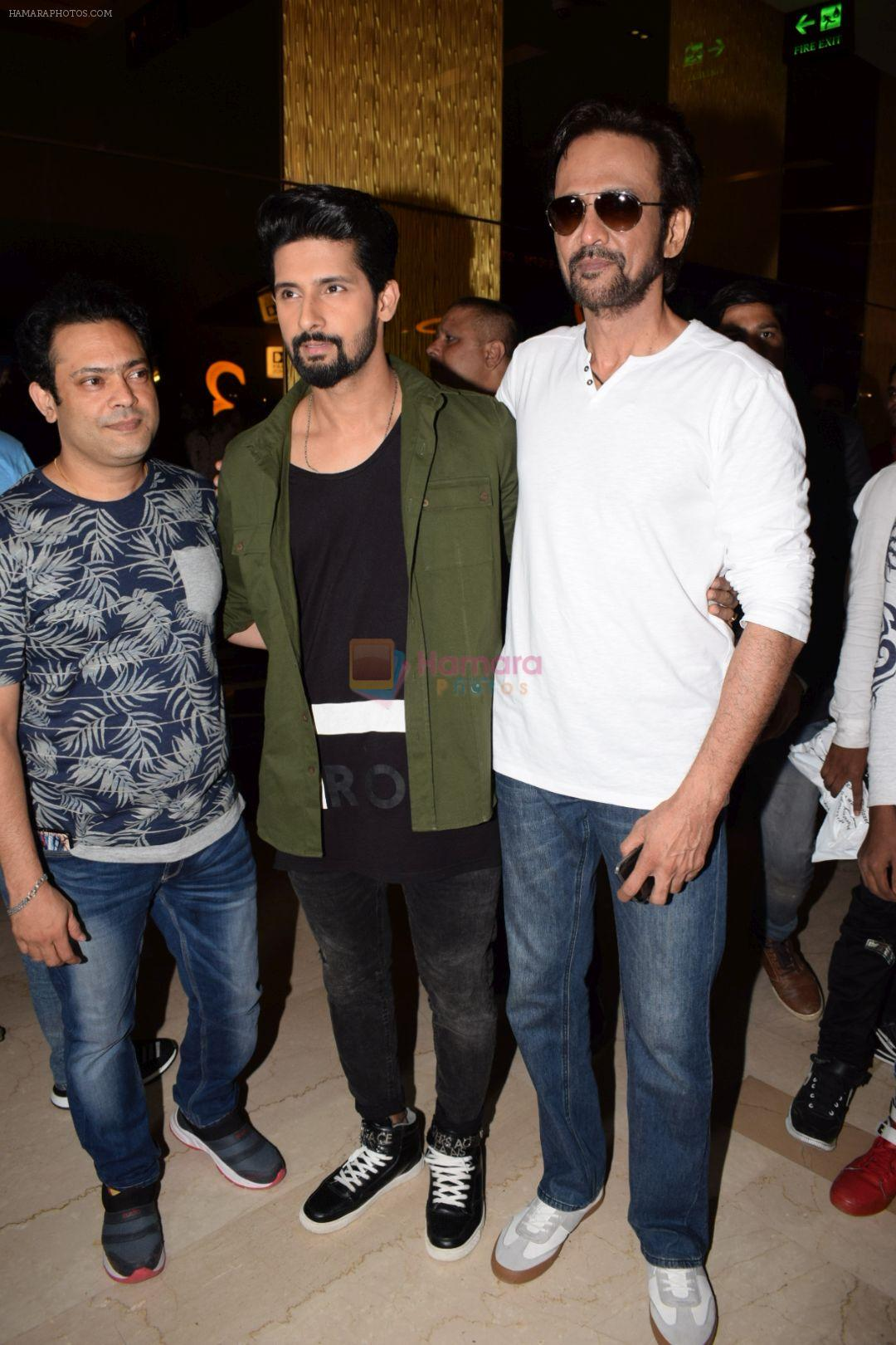 Ravi Dubey, Kay Kay Menon at the Trailer  Launch of Film 3 Dev on 27th April 2018