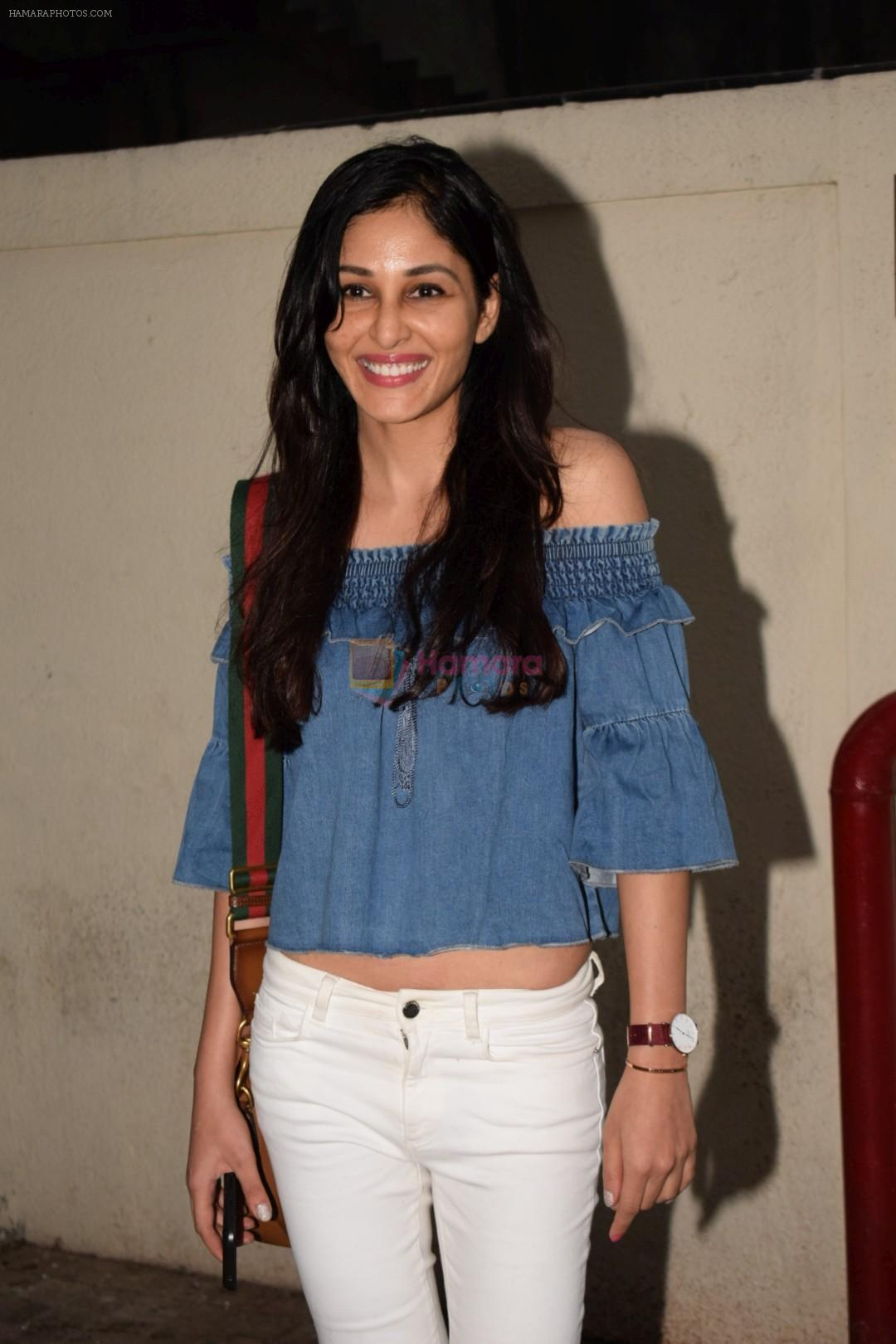 Pooja Chopra spotted at pvr juhu in mumbai on 17th May 2018