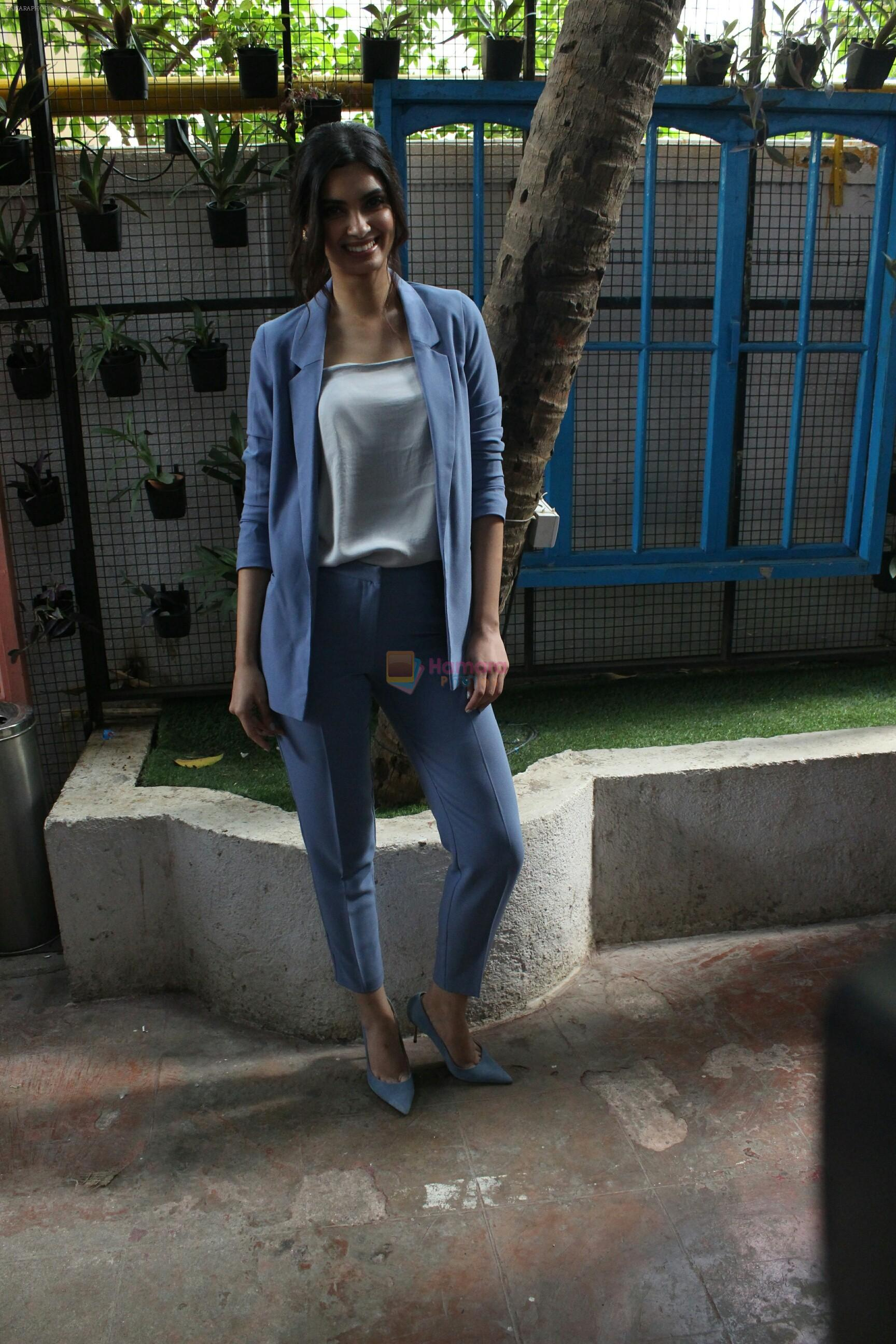 Diana Penty spotted at Bandra, Mumbai on 16th May 2018