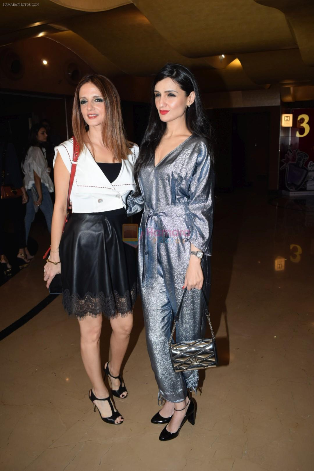 Suzanne Khan, Anu Dewan at the Screening of hollywood film book club at pvr juhu on 16th May 2018