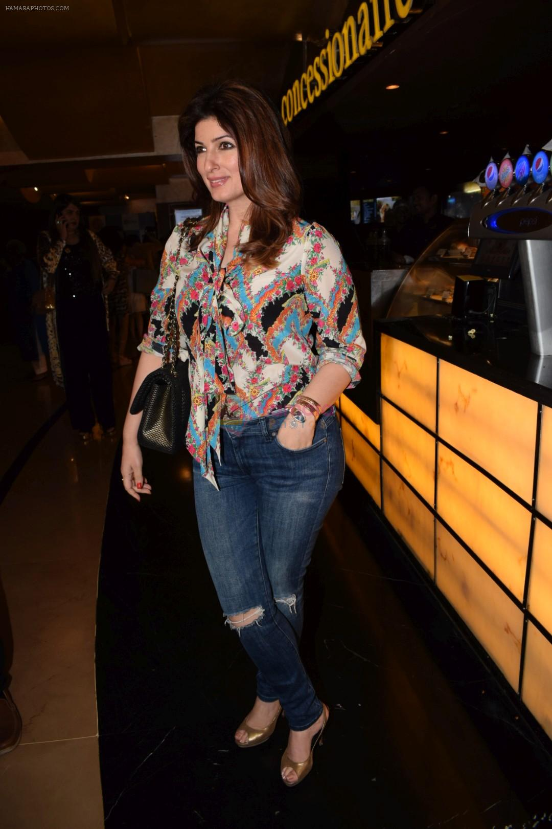 Twinkle Khanna at the Screening of hollywood film book club at pvr juhu on 16th May 2018
