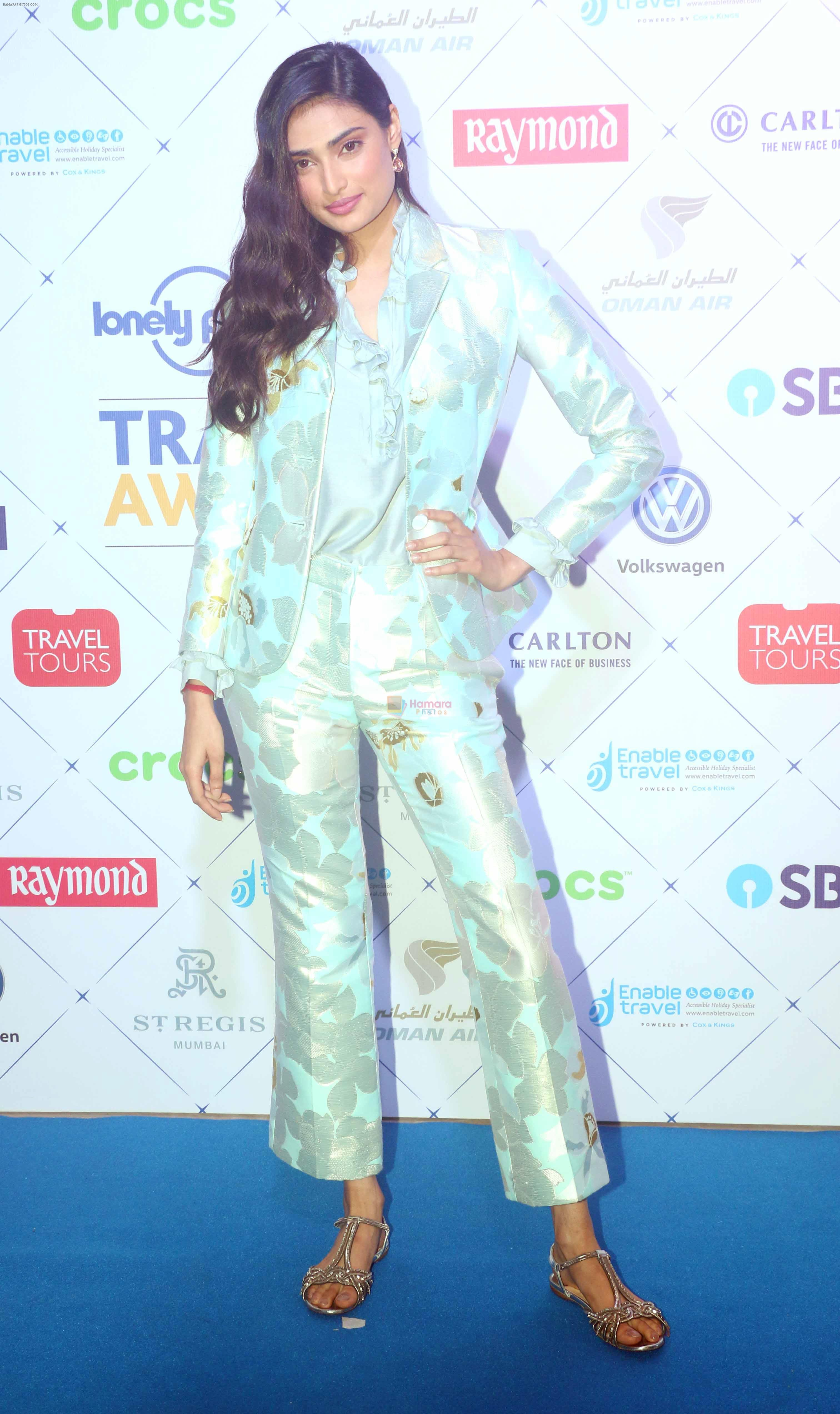 Athiya Shetty at Lonely Planet Awards in St Regis lower parel in mumbai on 17th May 2018