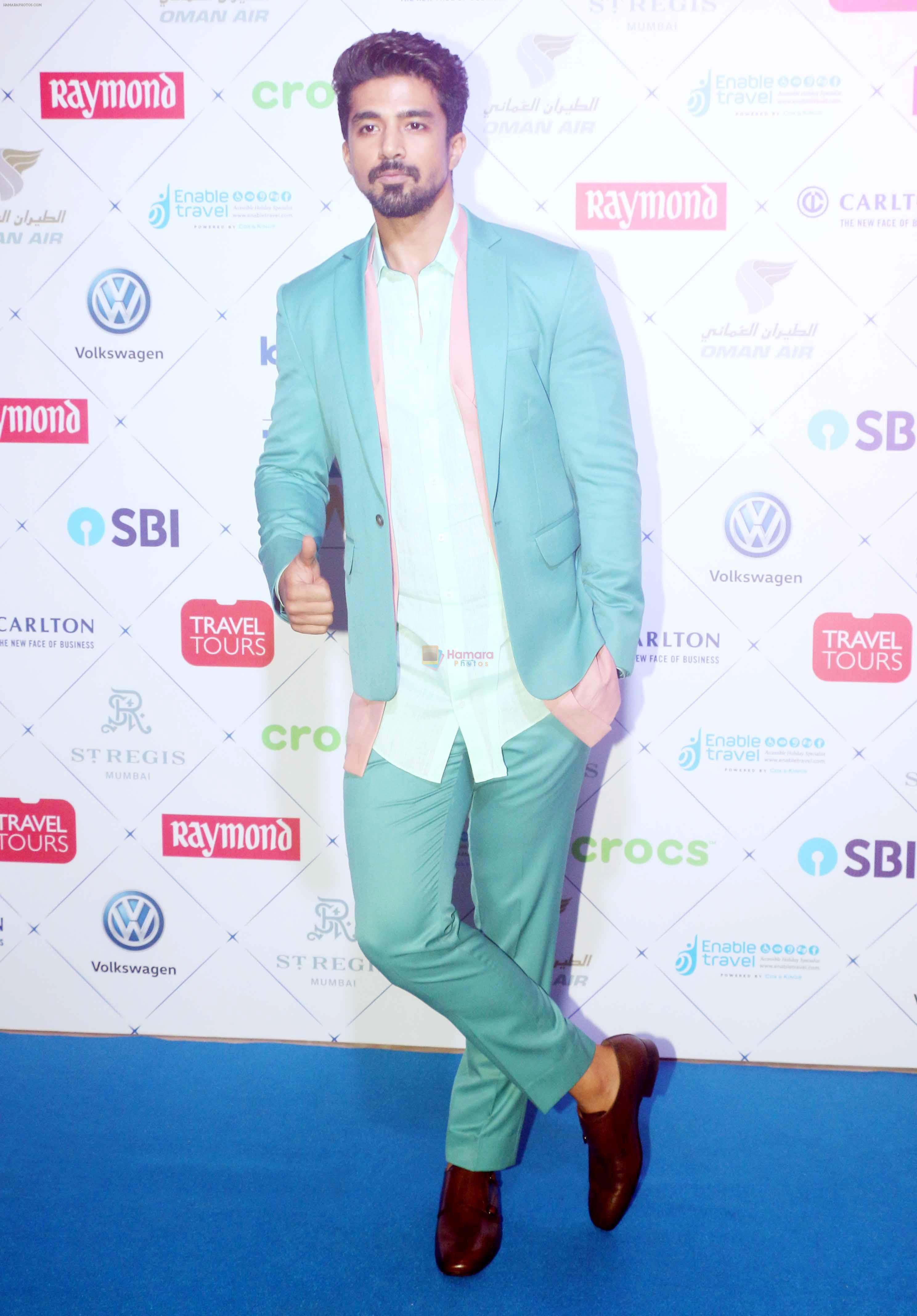 Saqib Saleem at Lonely Planet Awards in St Regis lower parel in mumbai on 17th May 2018