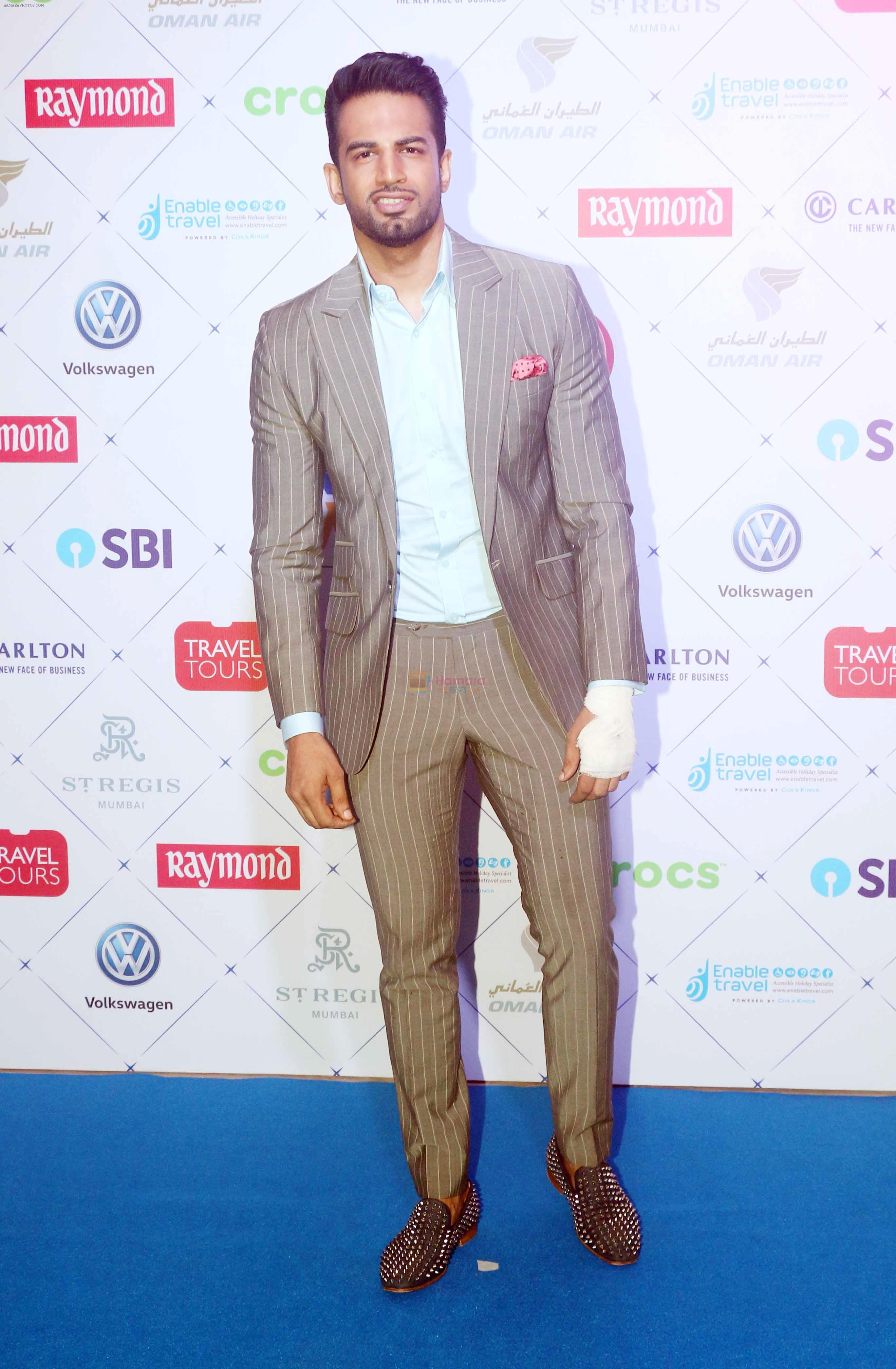 Upen Patel at Lonely Planet Awards in St Regis lower parel in mumbai on 17th May 2018