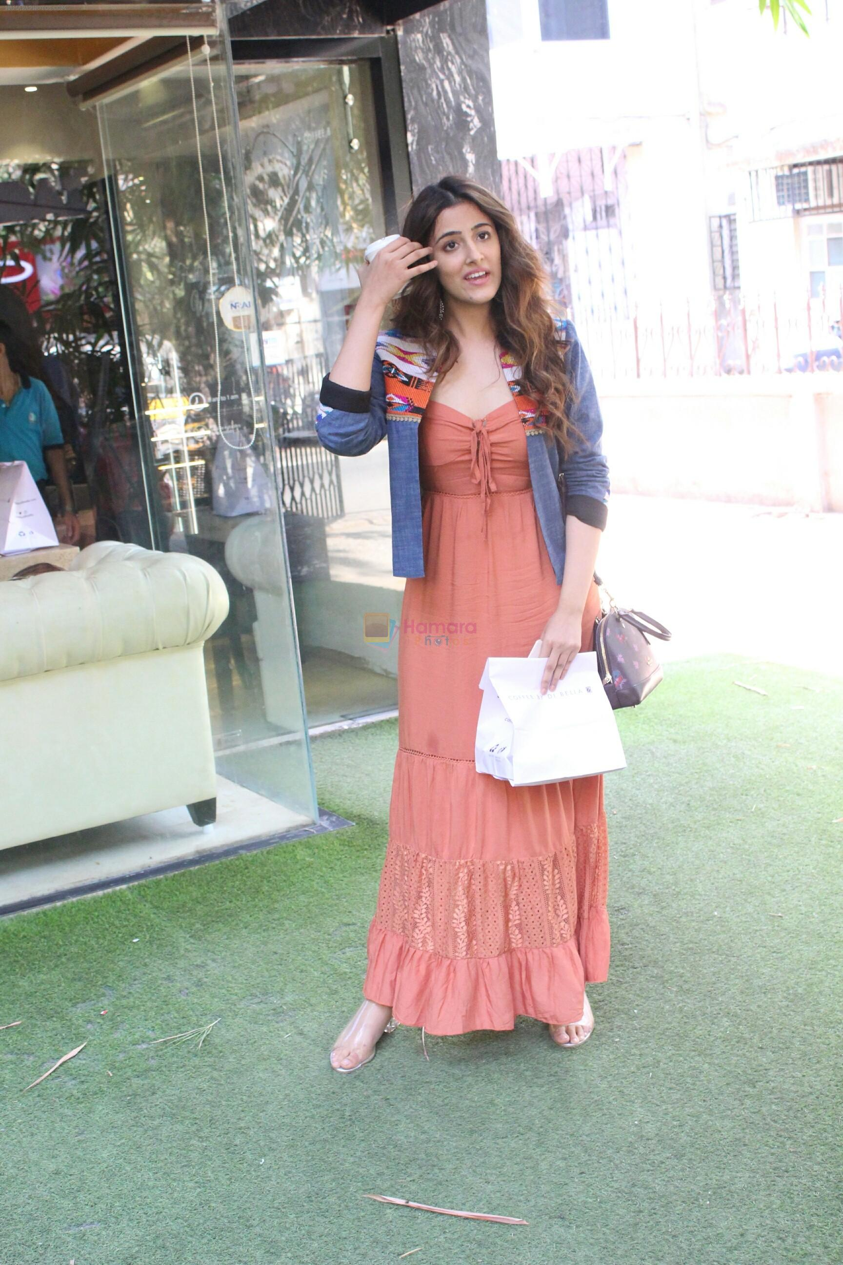 Nupur Sanon spotted at bandra on 22nd May 2018