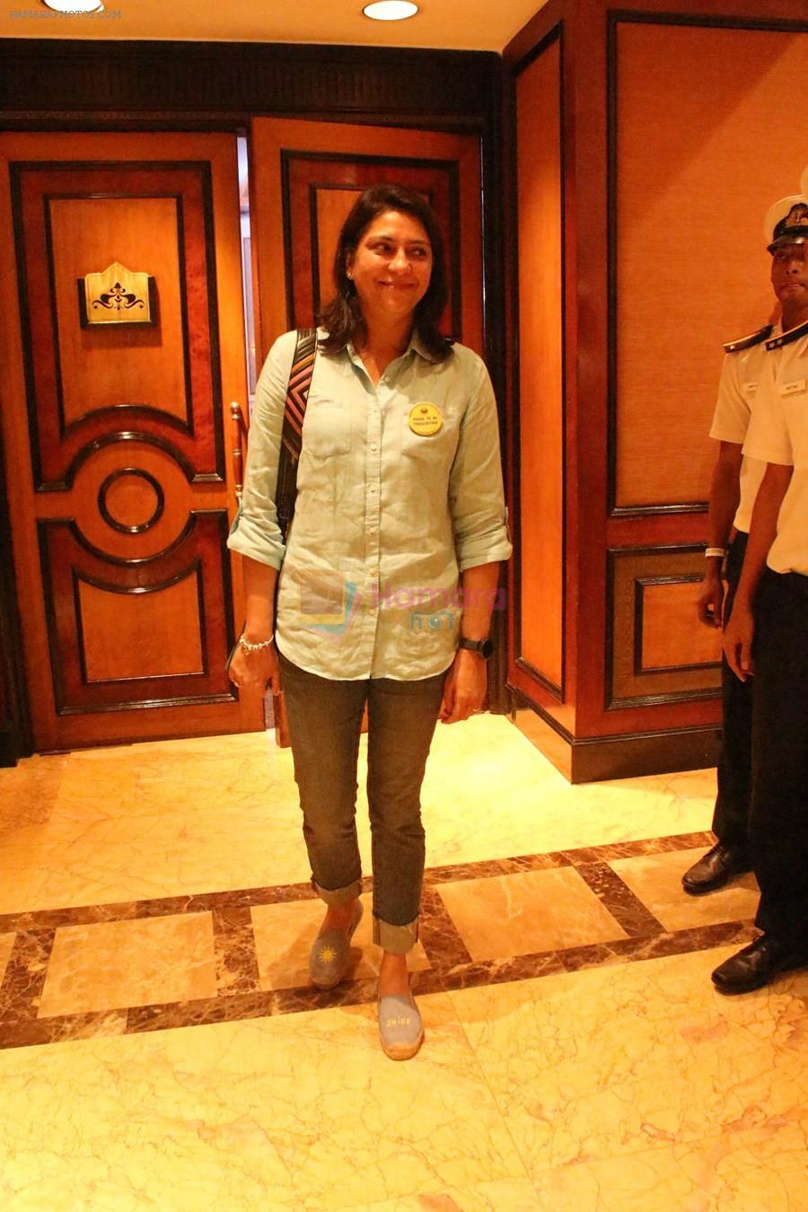 Priya Dutt at World No Tobacco Day 2018 event in Taj Lands end on 30th May 2018