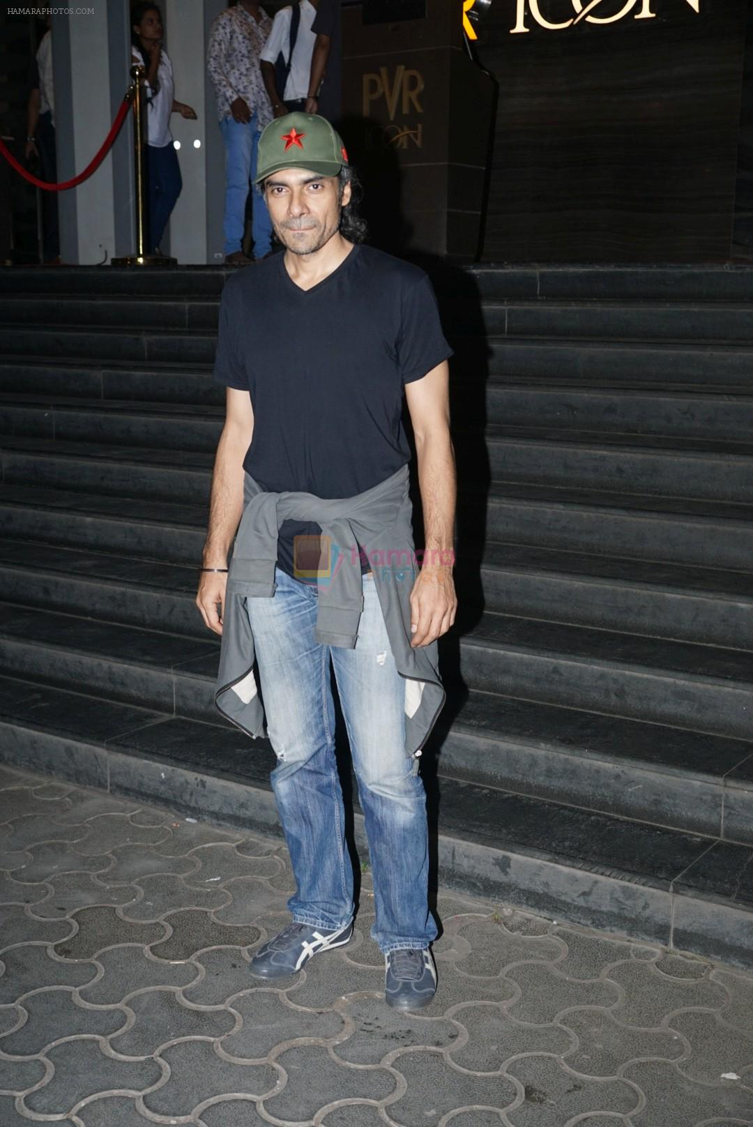 Imtiaz Ali at the screening of veere di wedding in pvr icon on 30th May 2018