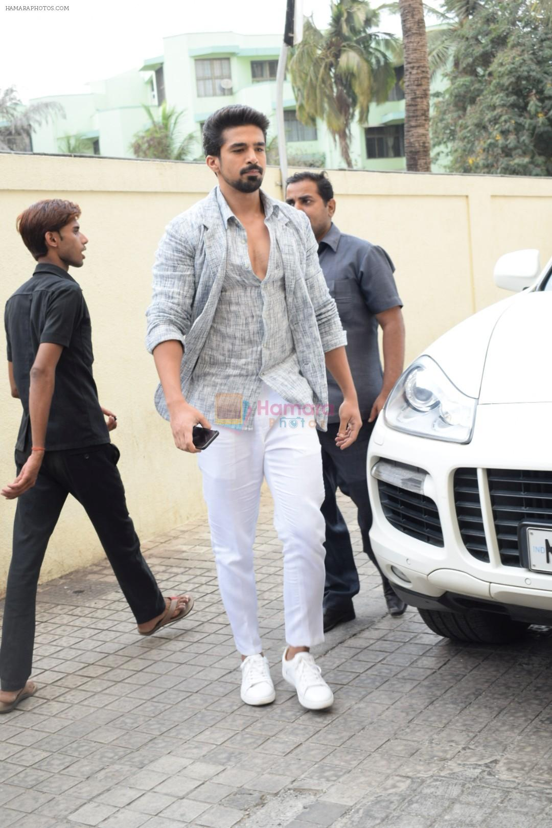 Saqib Saleem at the Song Launch Of Allah Duhai Hai From Film Race 3 on 1st June 2018