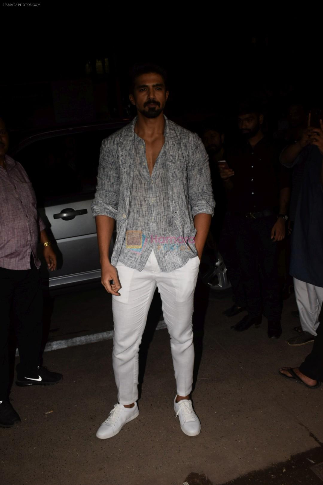 Saqib Saleem at Jacqueline Fernandez's new restaurant Pali Thai opening party in bandra pali village on 1st June 2018
