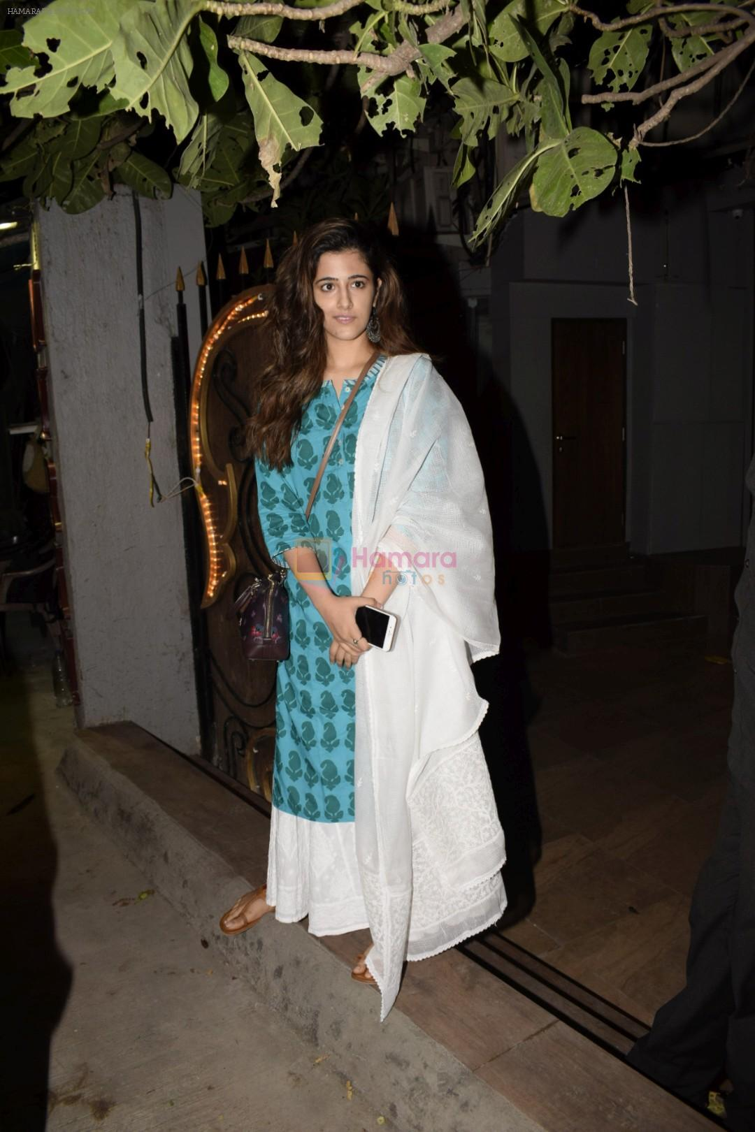 Nupur sanon spotted at Mayrah spa in juhu on 6th June 2018