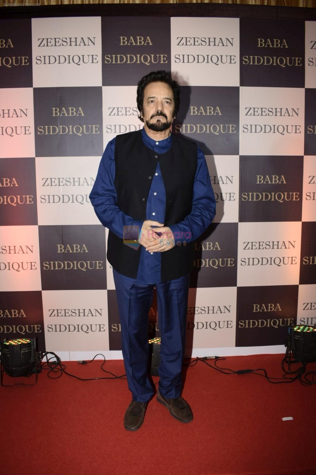Akbar Khan at Baba Siddiqui's iftaar party in Taj Lands End bandra on 10th June 2018