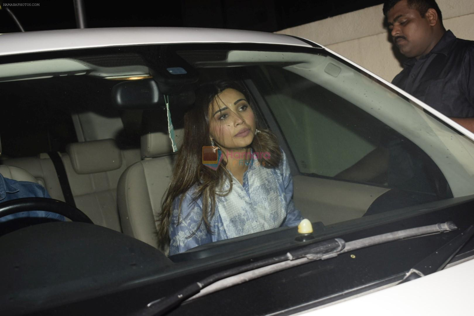 Daisy Shah at the Screening of Race 3 in pvr juhu on 12th June 2018