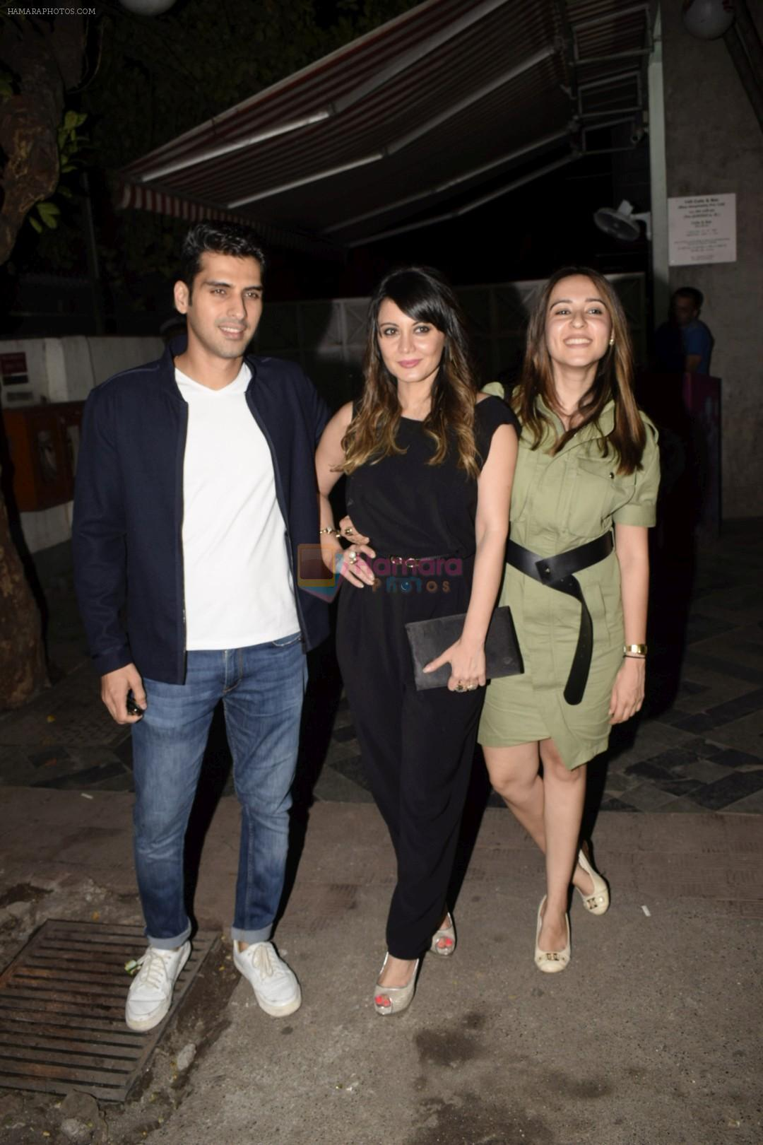 Minissha Lamba at the Screening of Lust stories in bandra on 13th June 2018