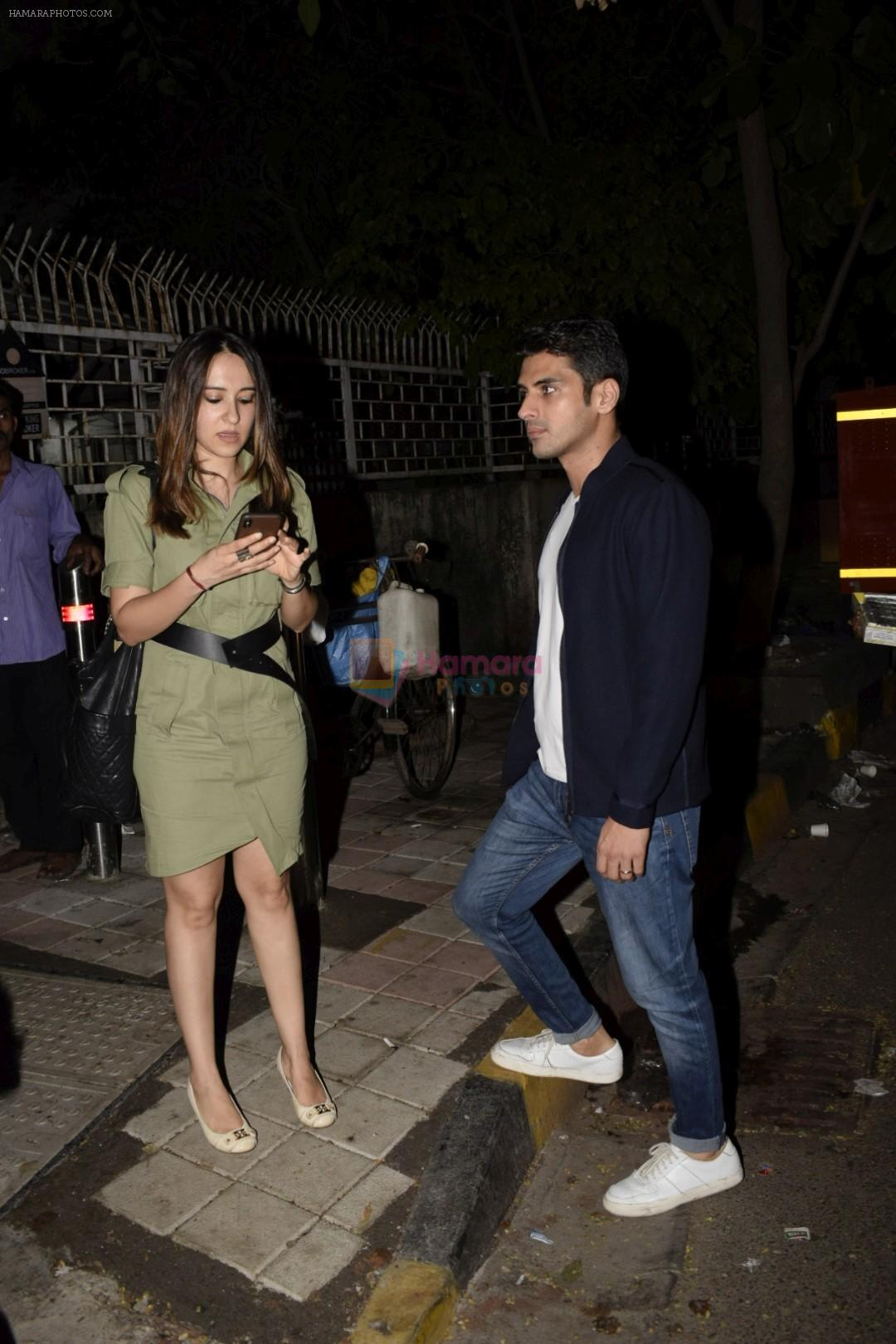 Sameer Dattani at the Screening of Lust stories in bandra on 13th June 2018