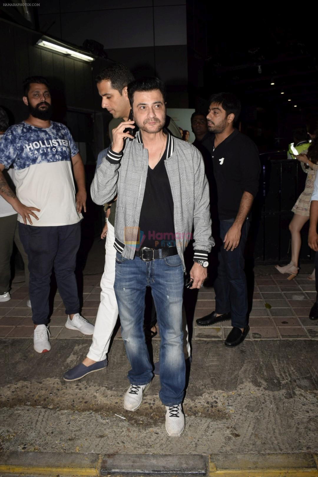 Sanjay Kapoor at the Screening of Lust stories in bandra on 13th June 2018