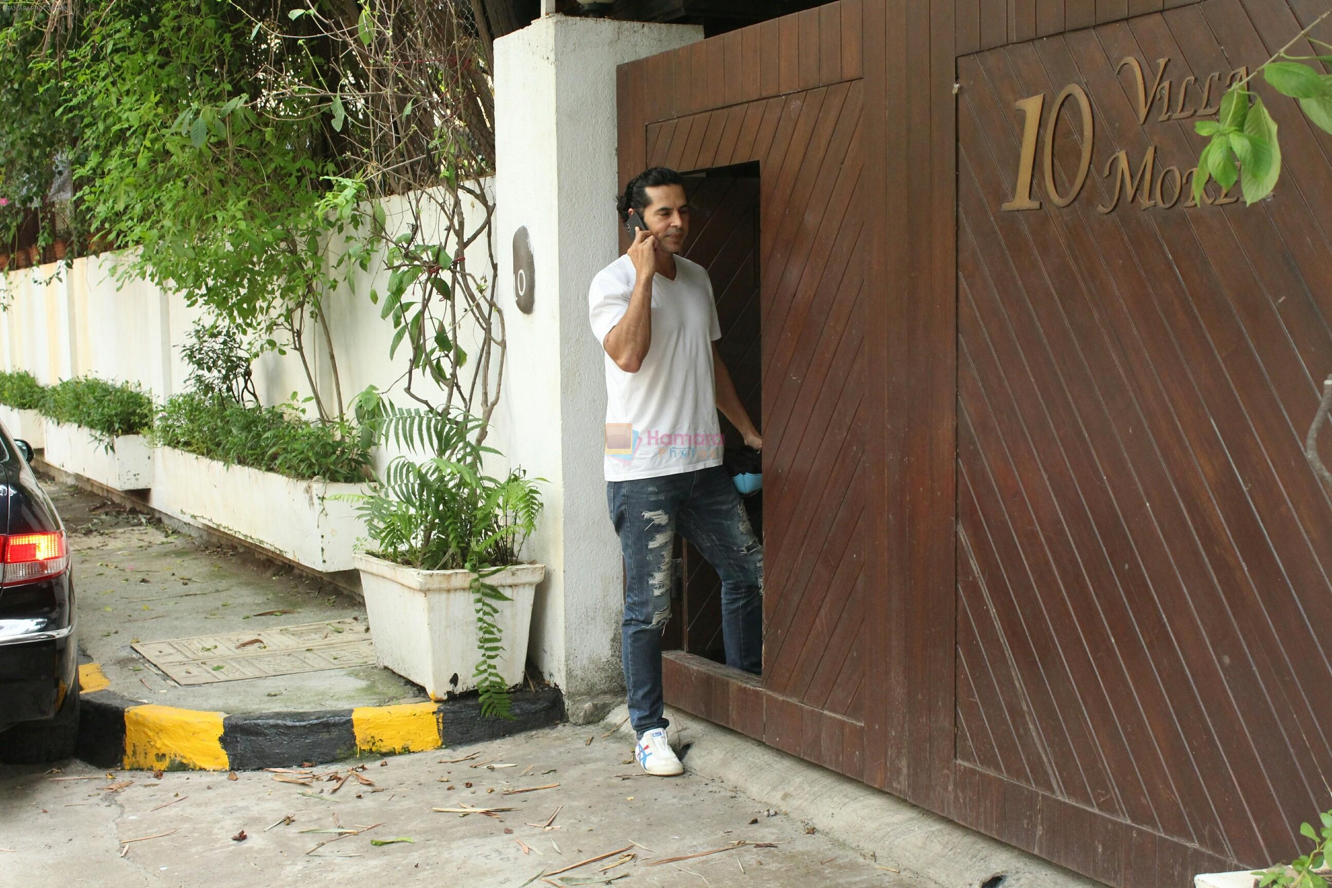 Dino Morea spotted at bandra on 13th June 2018
