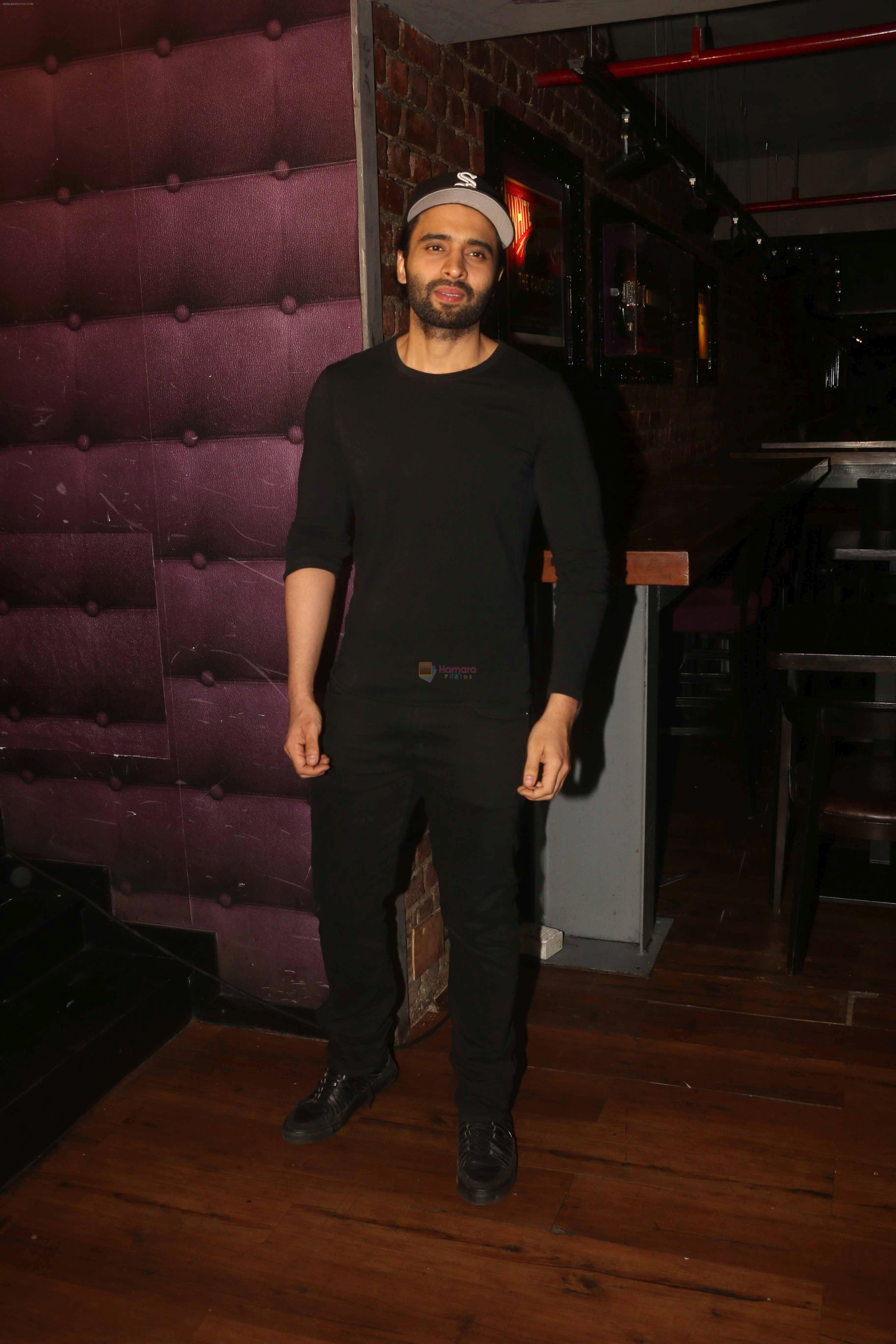 Jackky Bhagnani  at the Success party of film Parmanu in Hard Rock Cafe andheri on 12th June 2018
