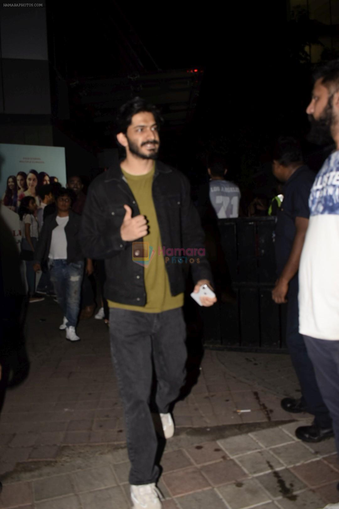 Harshvardhan Kapoor at the Screening of Lust stories in bandra on 13th June 2018