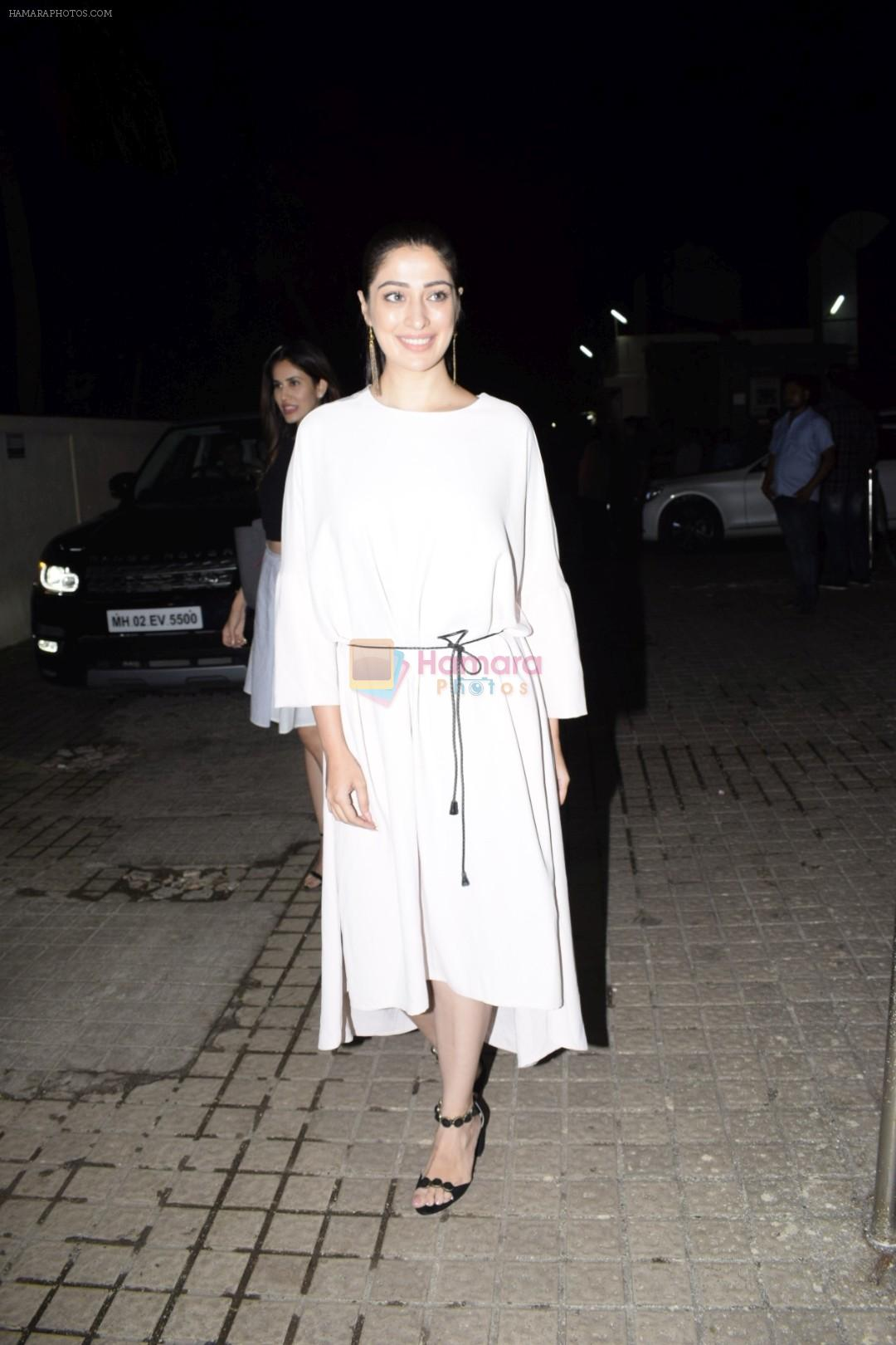 Raai Laxmi at the Screening of Race 3 in pvr juhu on 14th June 2018