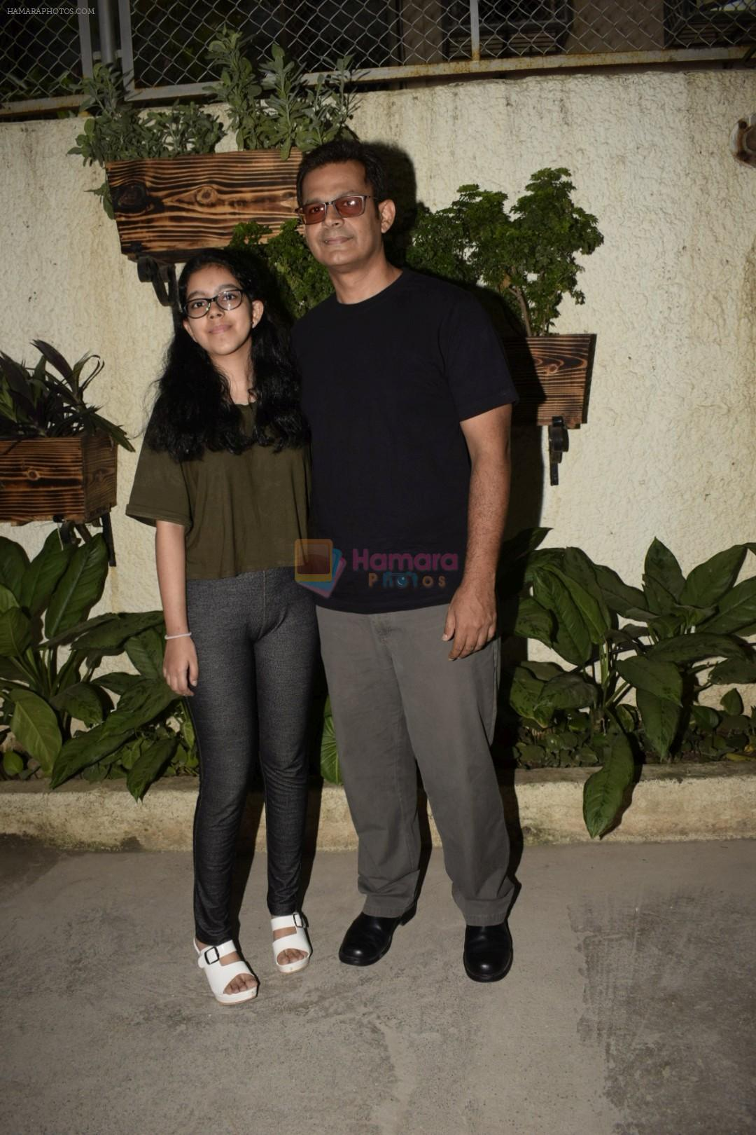at the Screening of Incredibles 2 in sunny sound in juhu on 17th June 2018