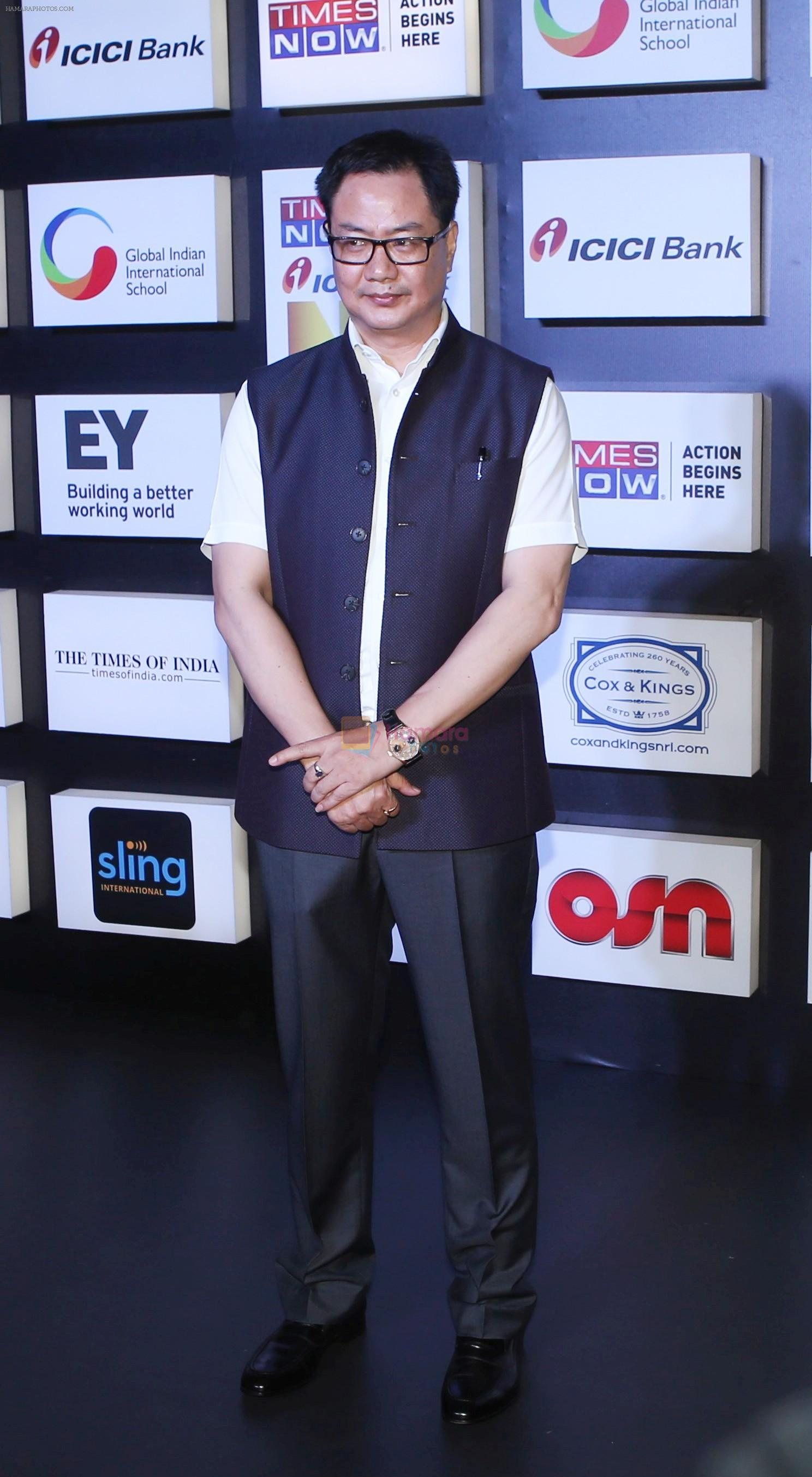 at Times Now NRI of the year awards in Grand Hyatt in mumbai on 11th July 2018