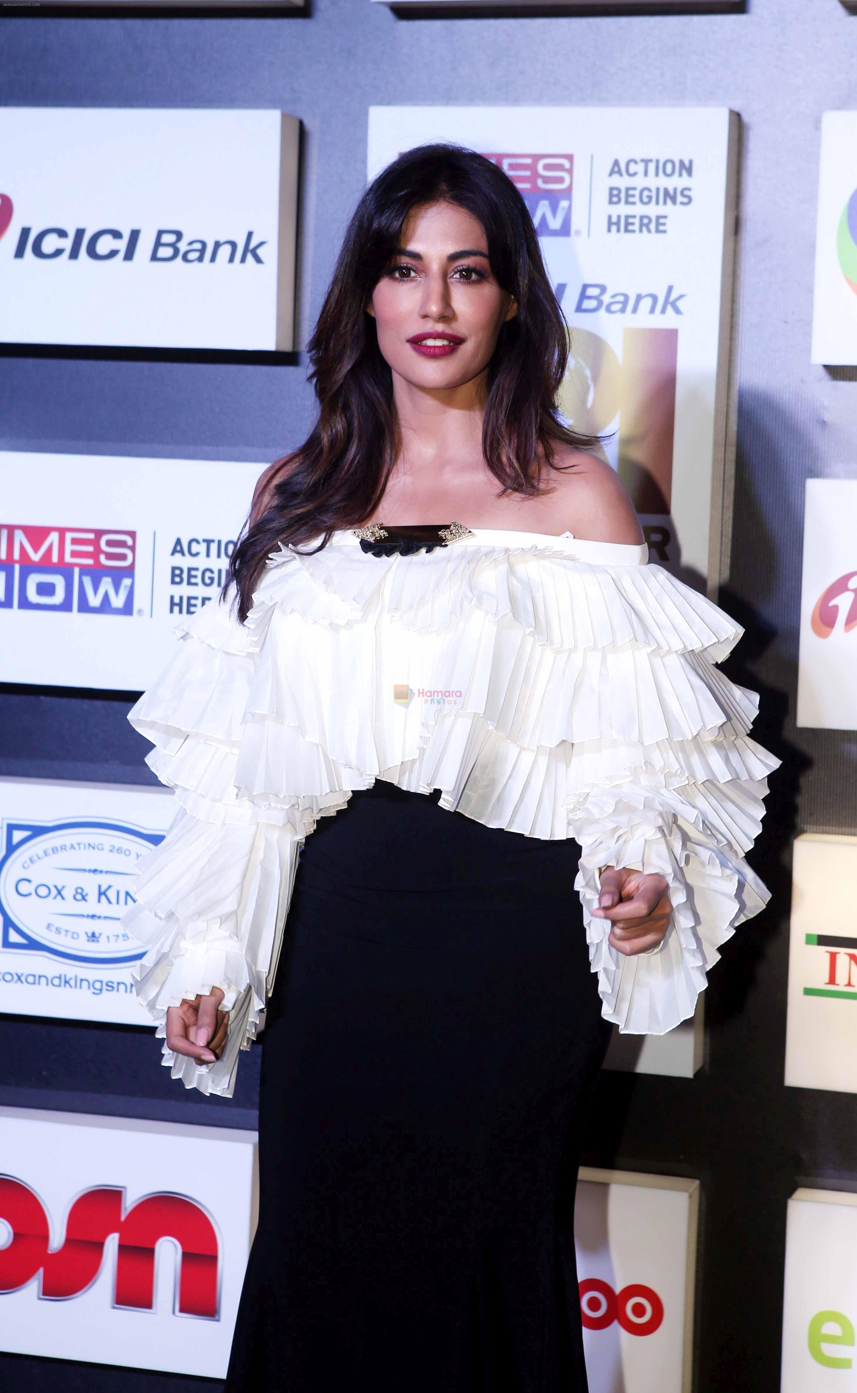 Chitrangada Singh at Times Now NRI of the year awards in Grand Hyatt in mumbai on 11th July 2018